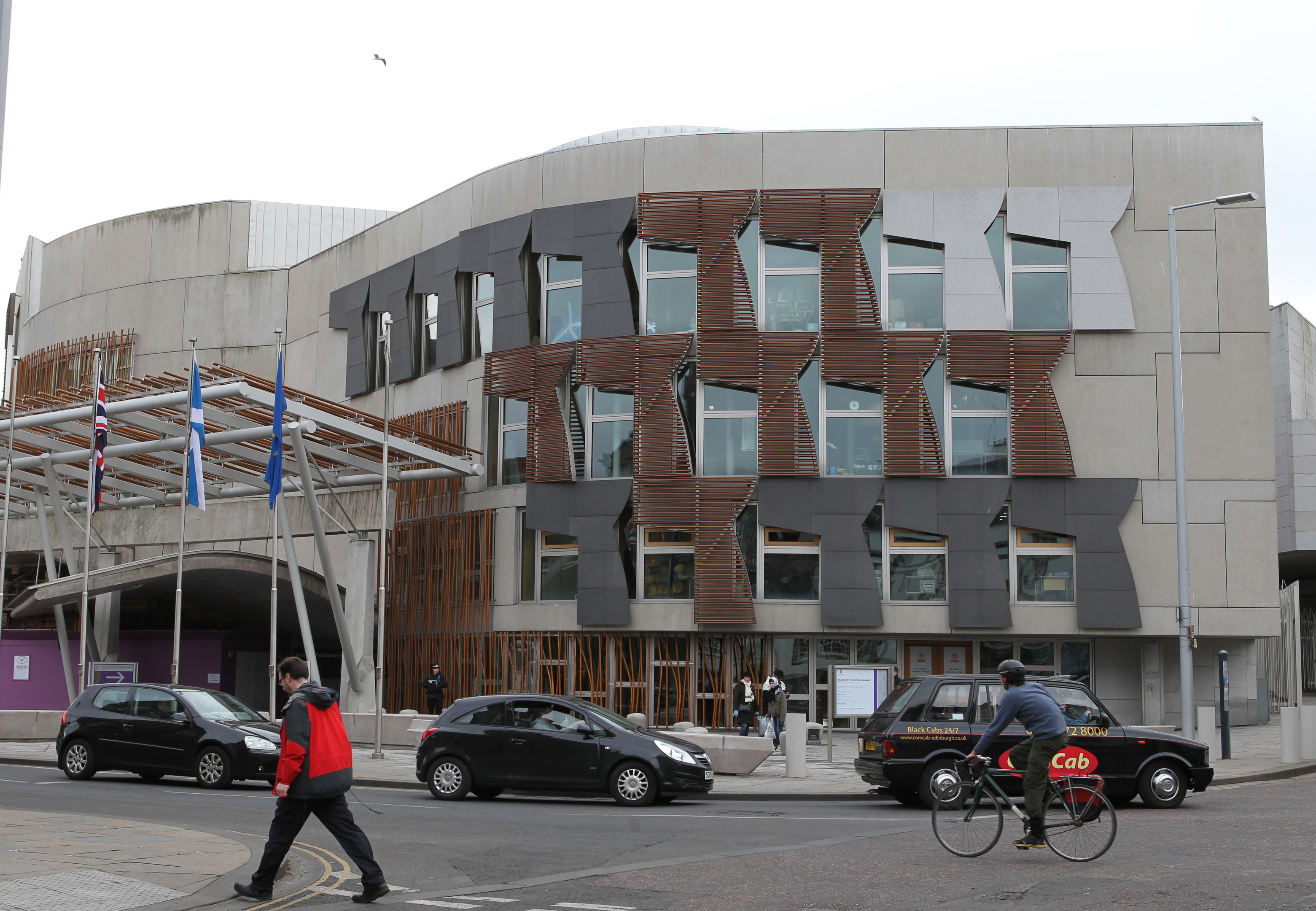 Holyrood (Andrew Cawley / DC Thomson)