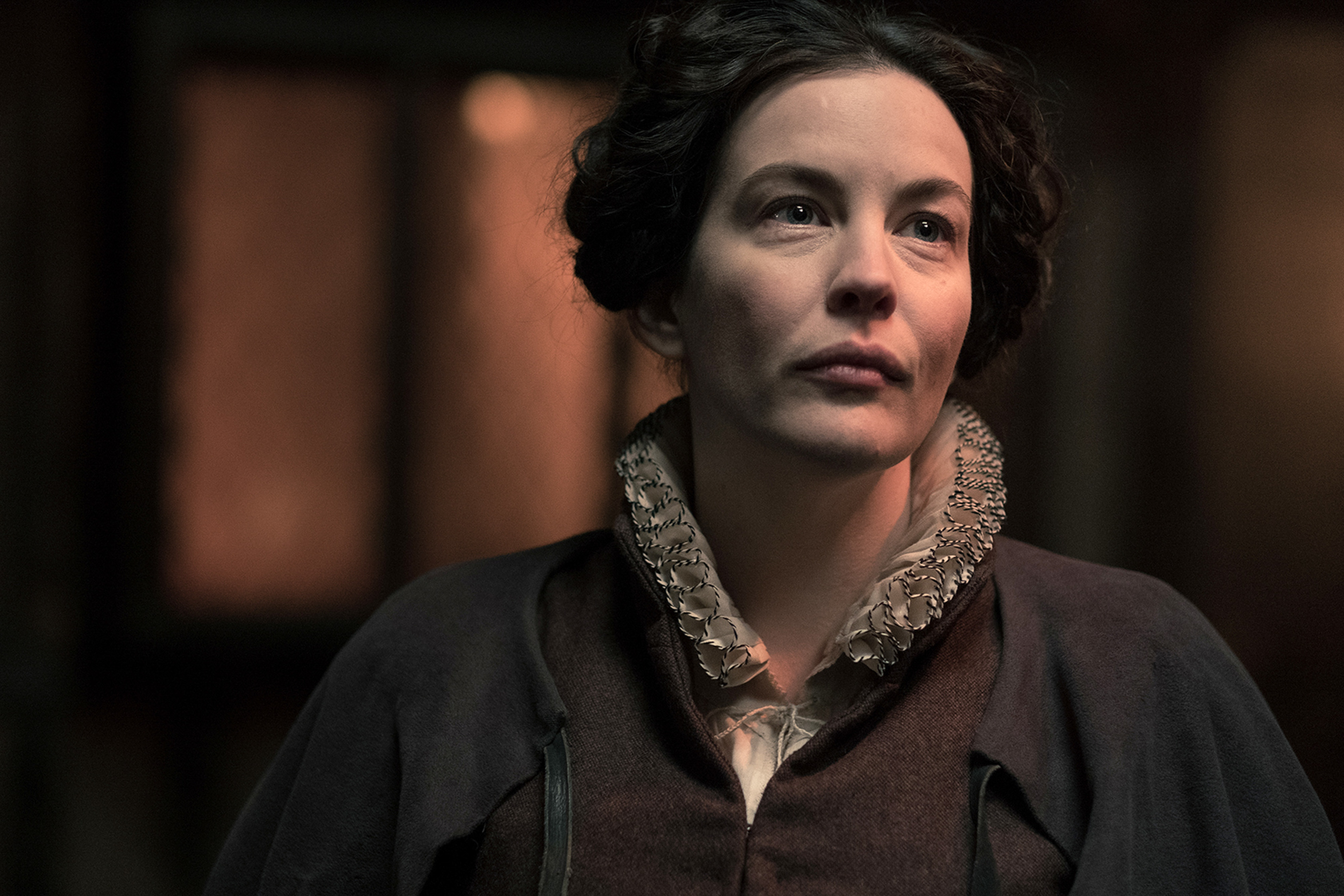 Liv Tyler in Gunpowder (Kudos /Robert Viglaski)