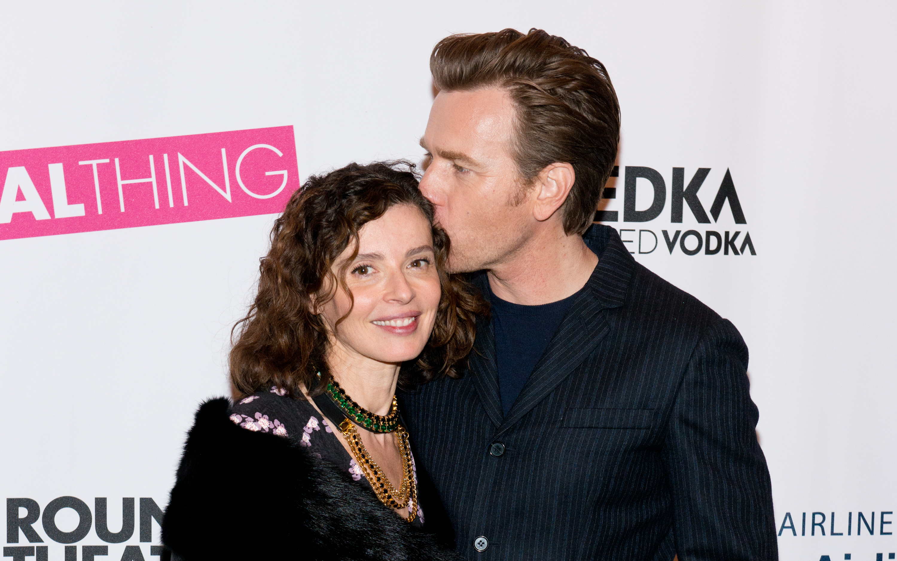 Actor Ewan McGregor and his wife of 22 years Eve Mavrakis have reportedly separated.  (Noam Galai/Getty Images)