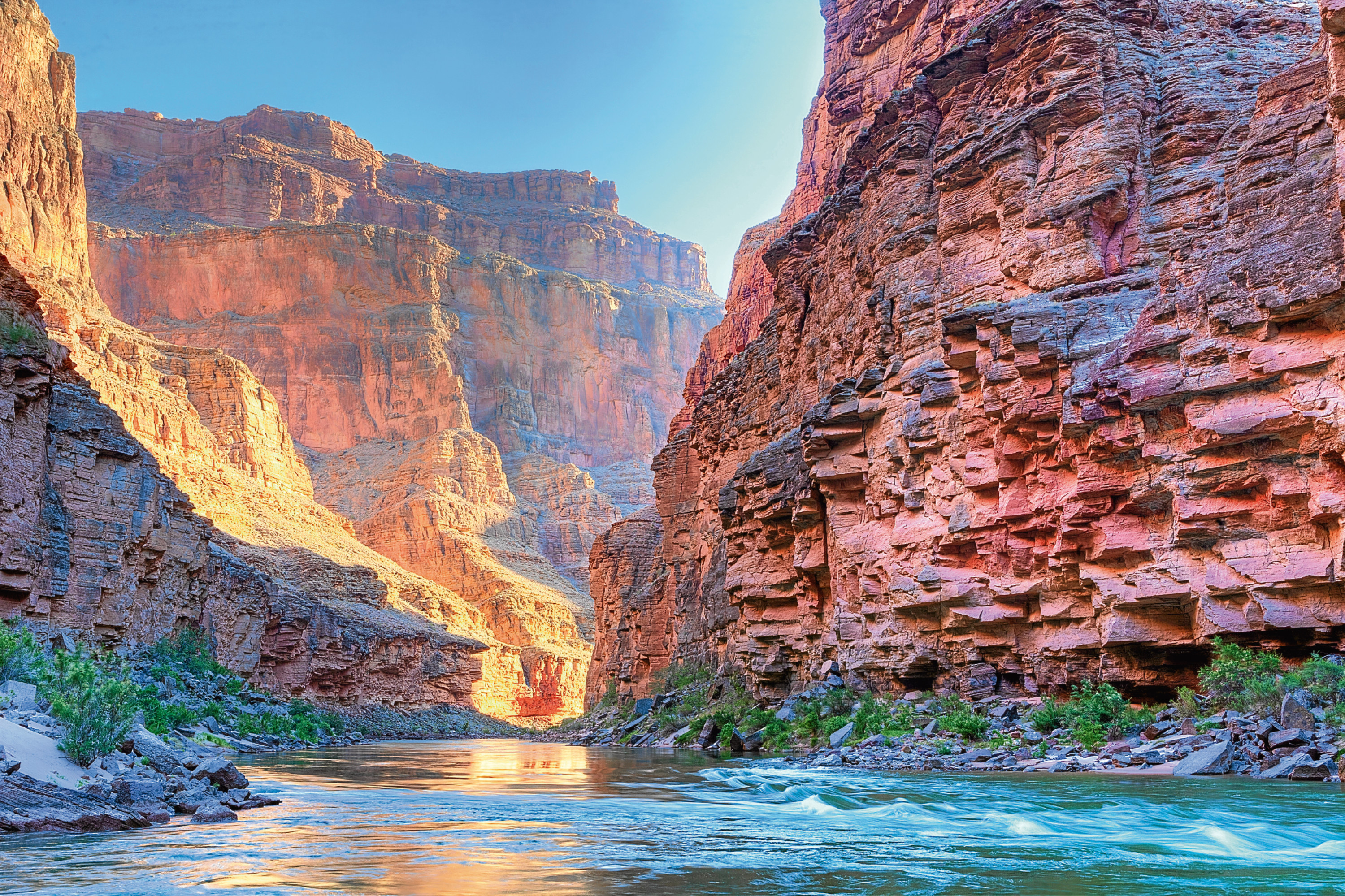 Inner Grand Canyon (iStock)