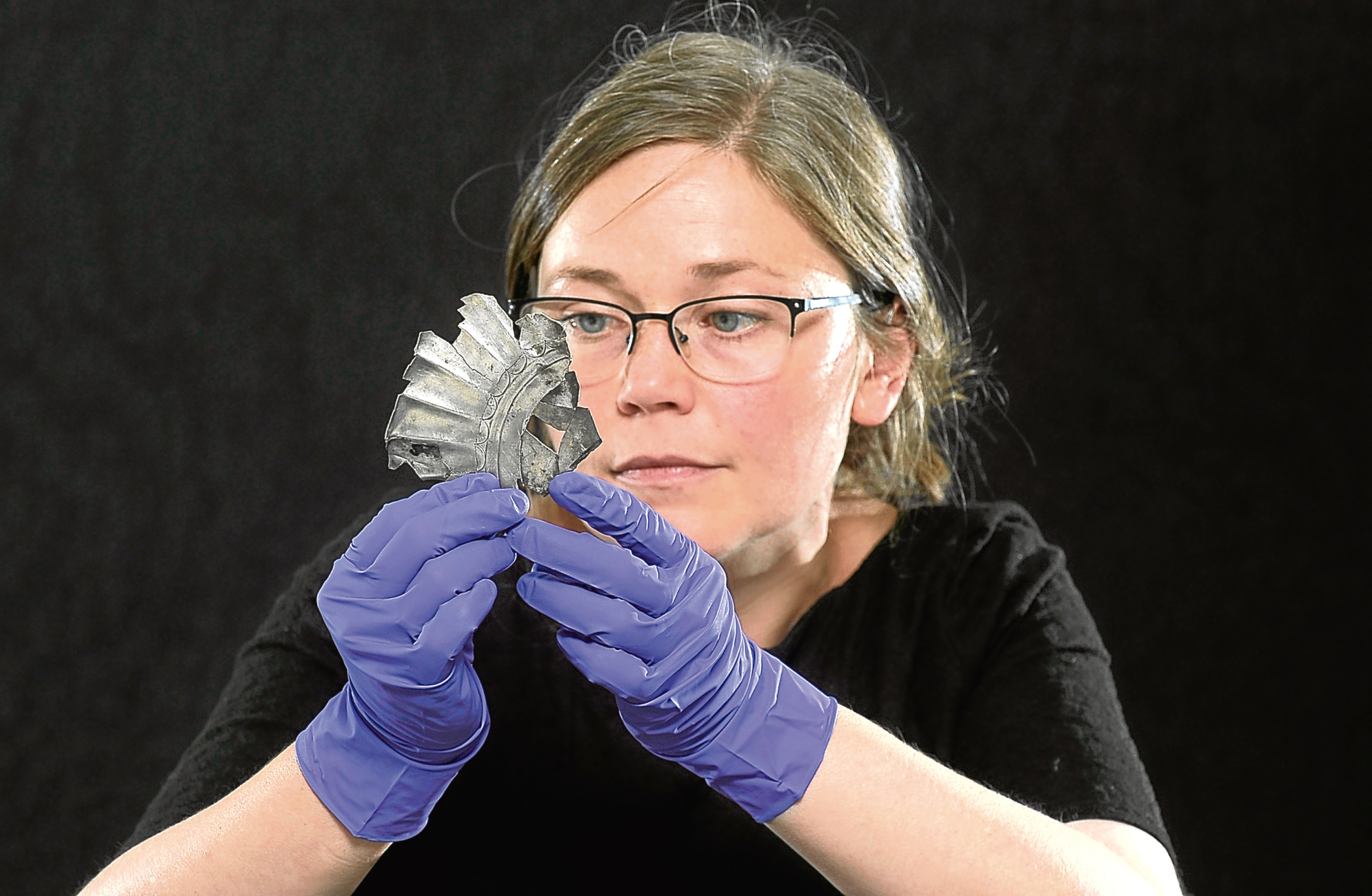 The new exhibition is serving up history on a silver platter (Neil Hanna Photography)