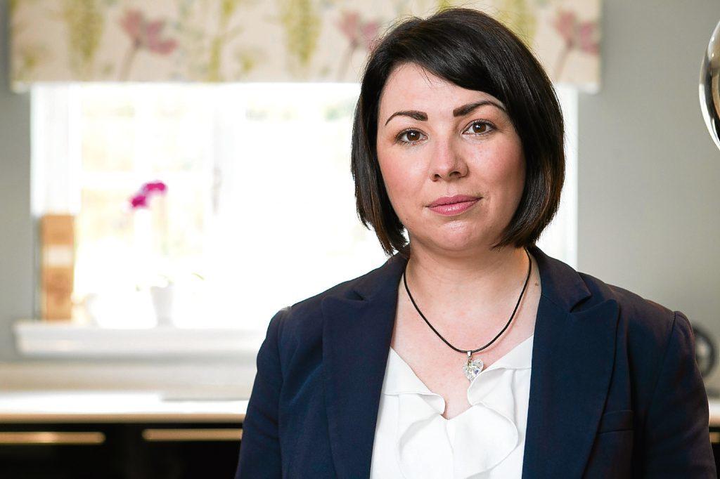 Labour MSP Monica Lennon (Andrew Cawley / DC Thomson)