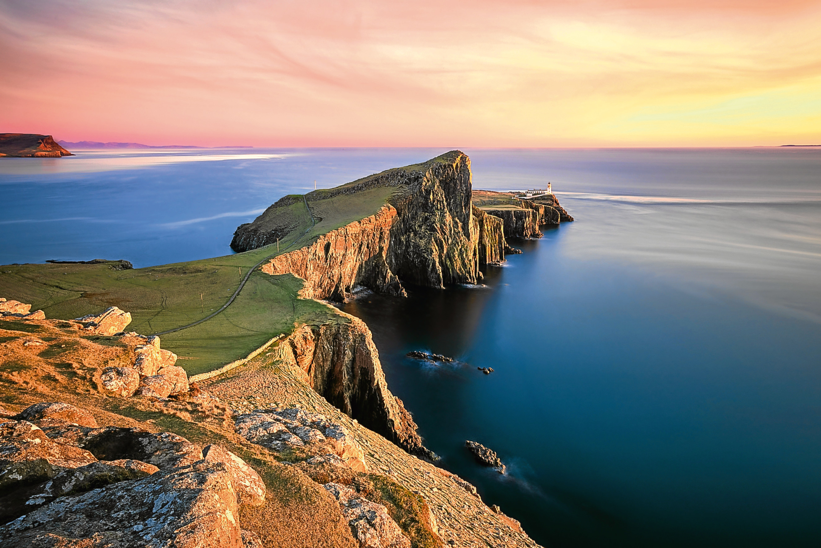 ​The dramatic Isle of Skye came out on top for the most Instagrammable spot in Scotland.