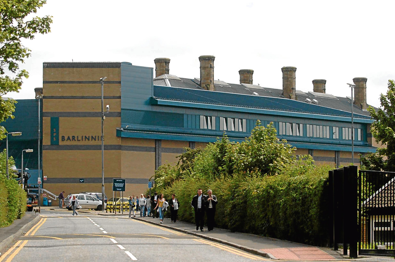 Barlinnie Prison, Glasgow.