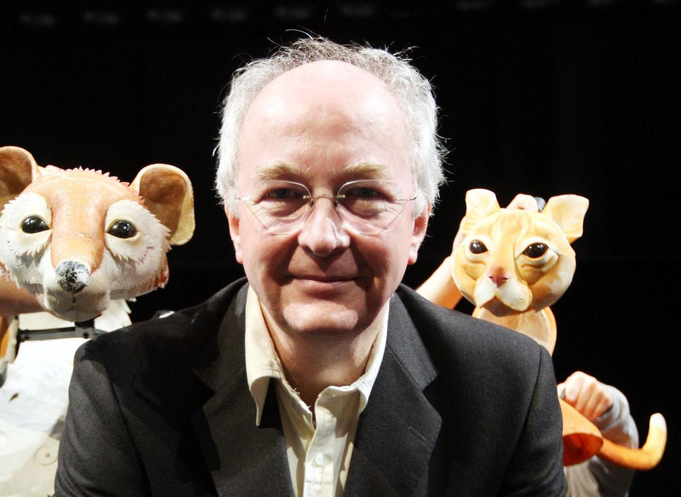 """Philip Pullman said fiction can provide """"comfort"""" amid the turmoil the world is facing with uncertainty over Brexit and Donald Trump's election. (Steve Parsons/PA Wire)"""