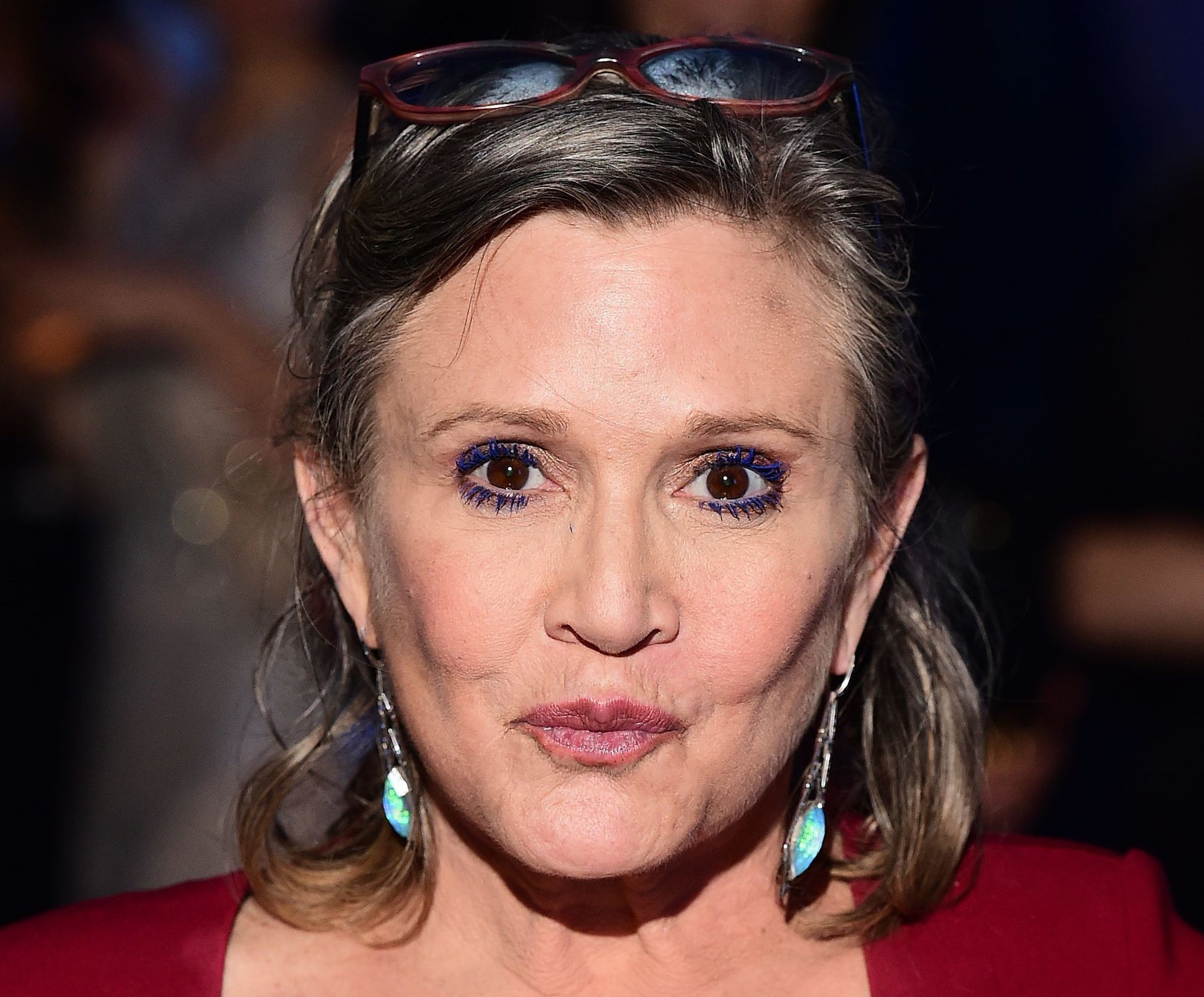 Carrie Fisher will be seen in Star Wars: The Last Jedi - one of the final roles she filmed before she passed away (Ian West/PA Wire)