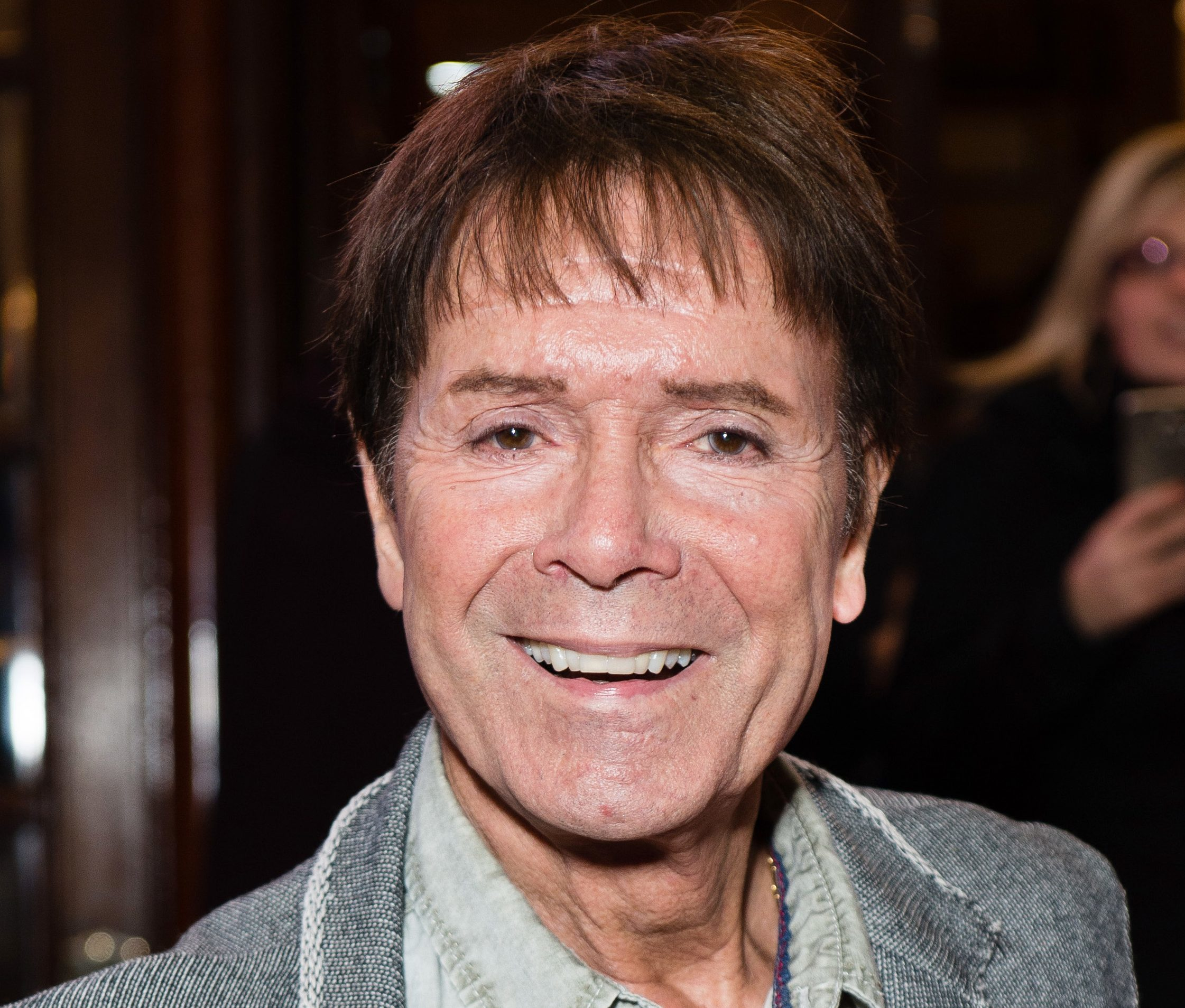 Cliff Richard (Jeff Spicer/Getty Images)