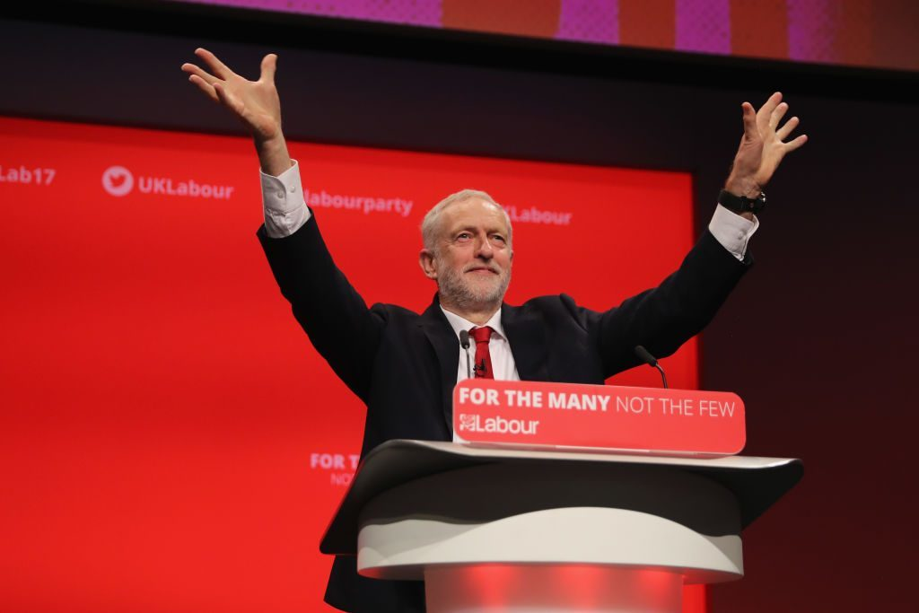 Mhairi Black said she was 'so disappointed' by Jeremy Corbyn (Getty Images)