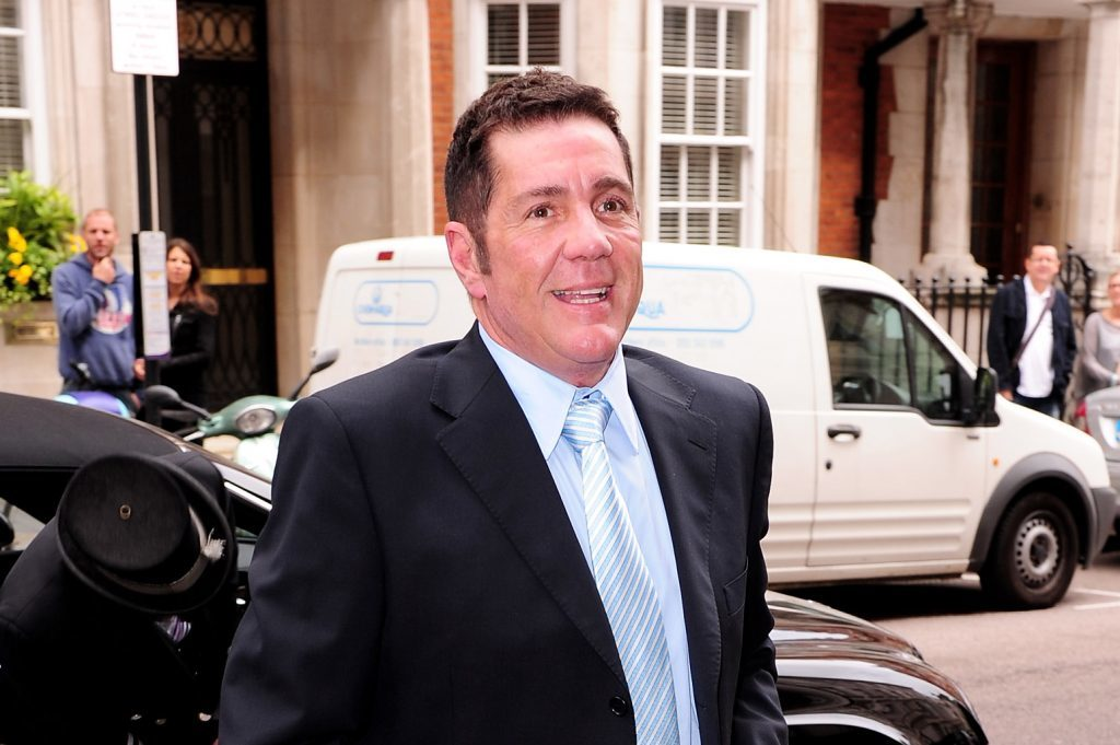 It is not yet known if Dale Winton will return (Gareth Cattermole/Getty Images)