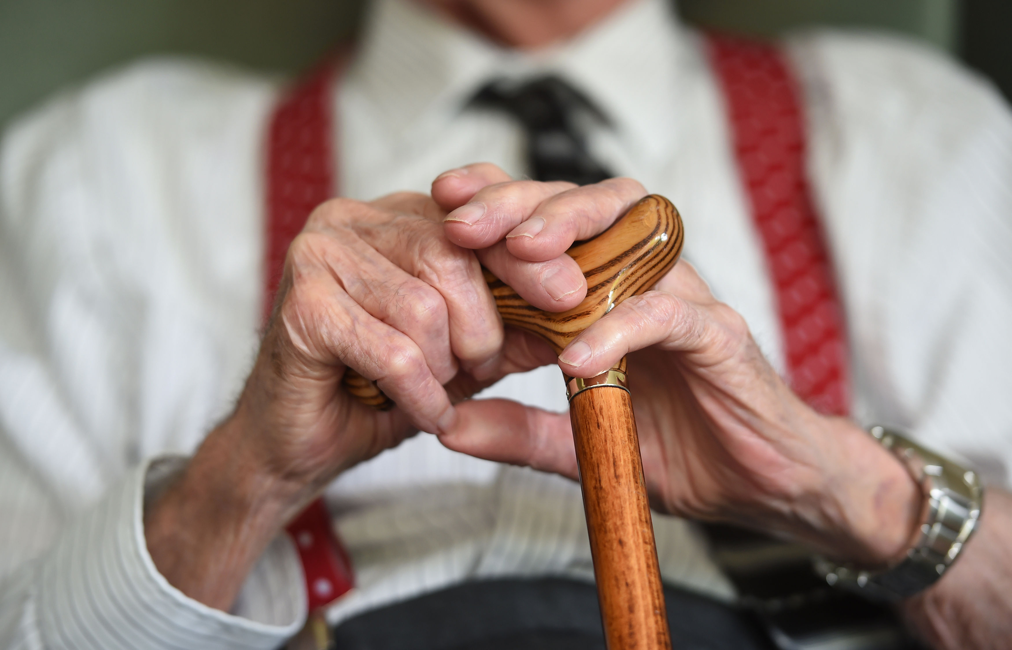 Prominent researchers from across the UK have teamed up on a report highlighting the need for healthcare to keep pace with the latest scientific understanding of dementia. (Joe Giddens/PA Wire)