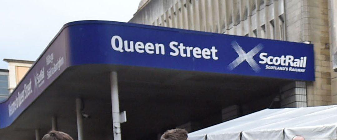 Glasgow's Queen Street Station
