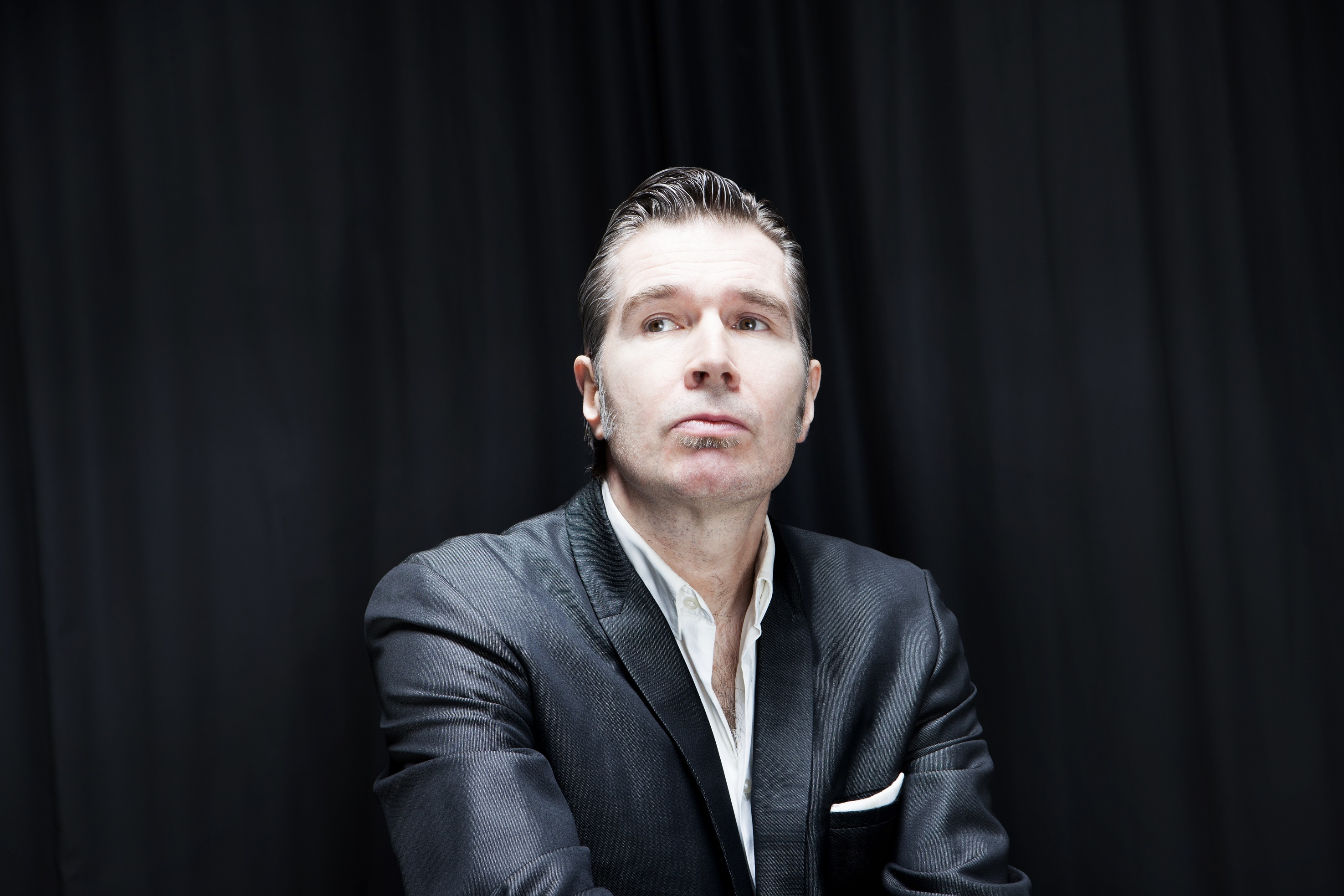 Justin Currie is preparing for two shows in Glasgow and Edinburgh (Endless Shipwreck)