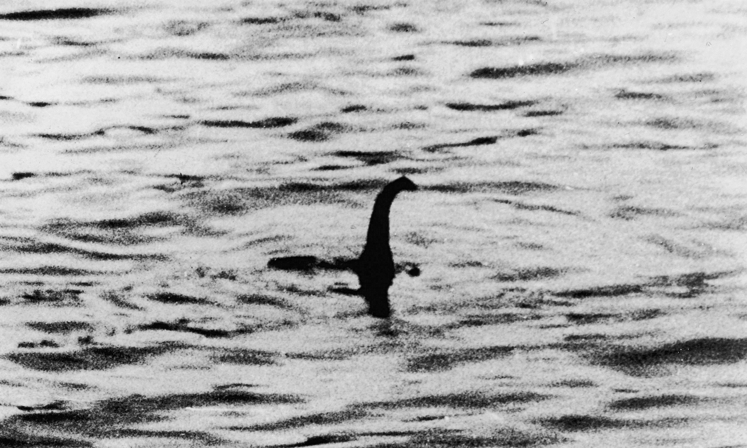 Loch Ness Monster.
