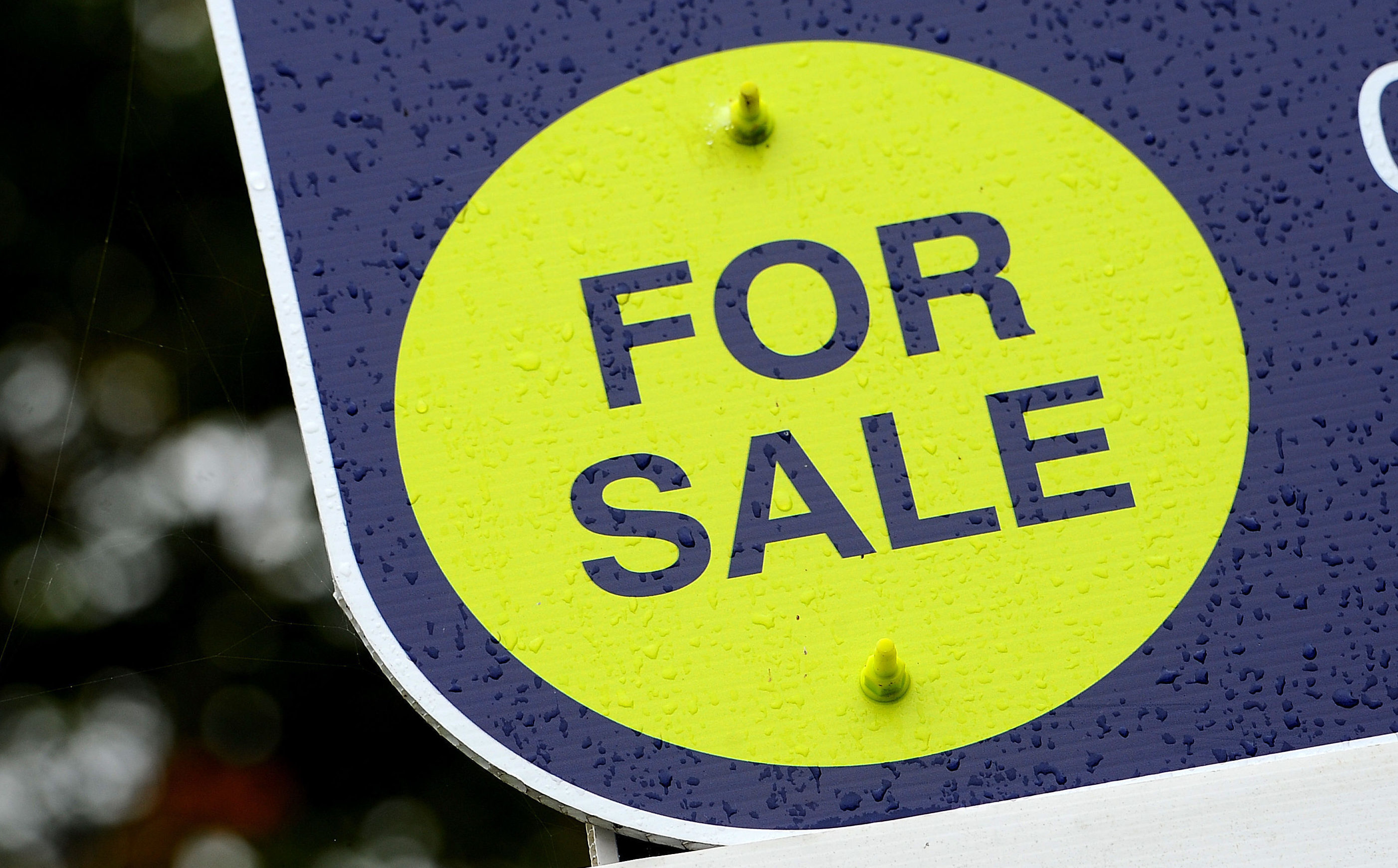Some 66% of 18-to-40-year-olds expecting financial help from family members to buy their first home feel this sense of guilt, according to the findings from Yorkshire Building Society. (Andrew Matthews/PA Wire)