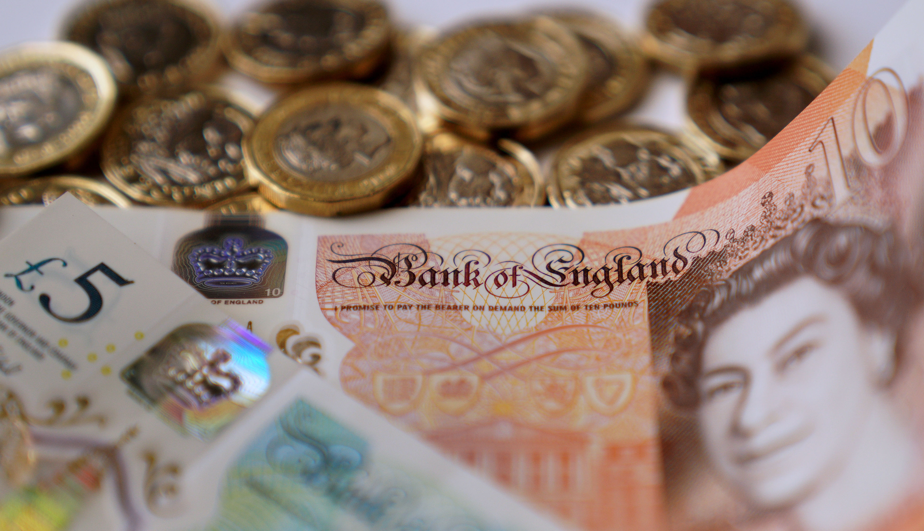 The Institute for Public Policy Research (IPPR) said if current UK trends continue, household debt is set to increase in real terms by 2027 from £70,400 to £85,700. (Gareth Fuller/PA Wire)