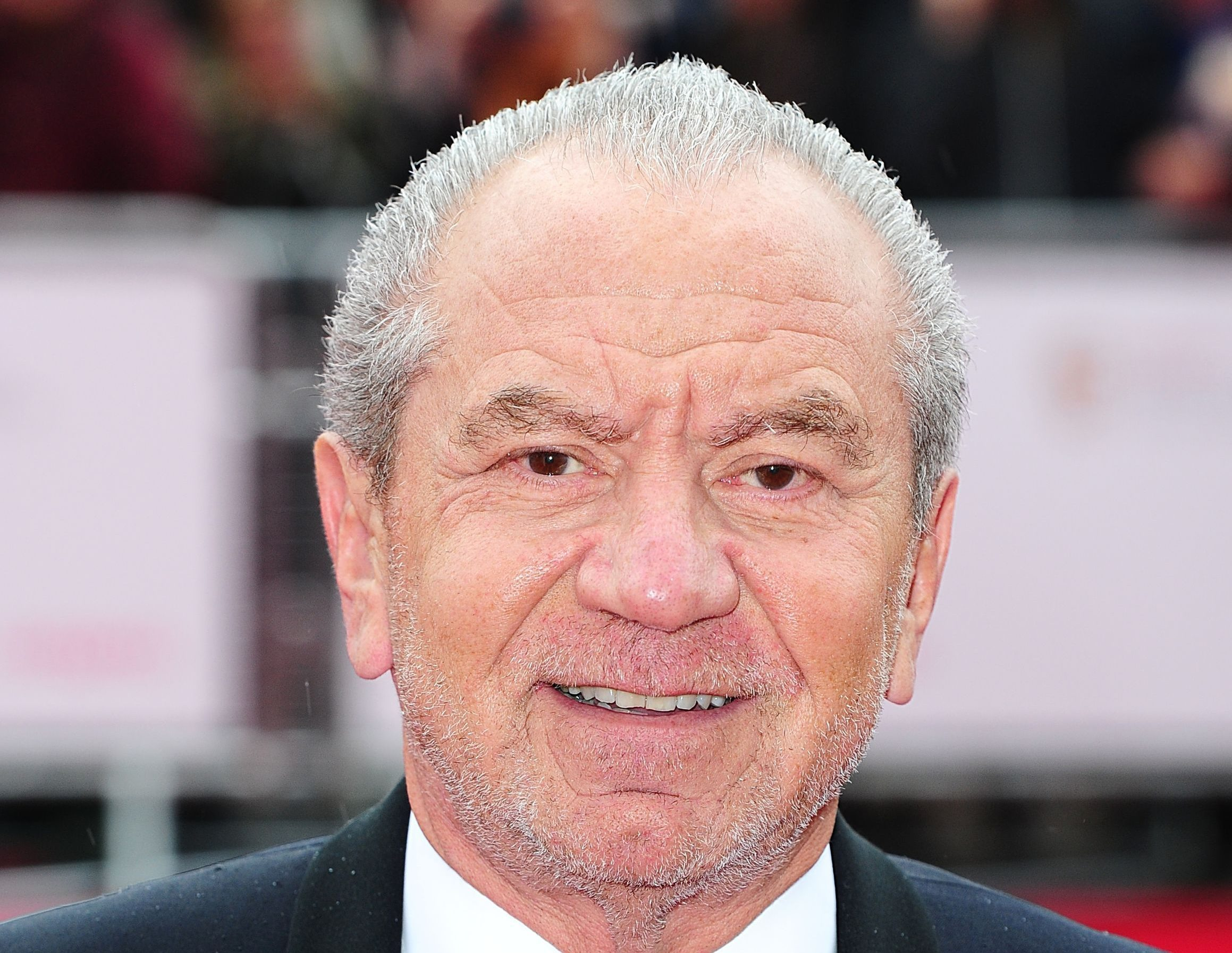 Lord Alan Sugar has questioned the competence of the Brexit negotiators (PA)