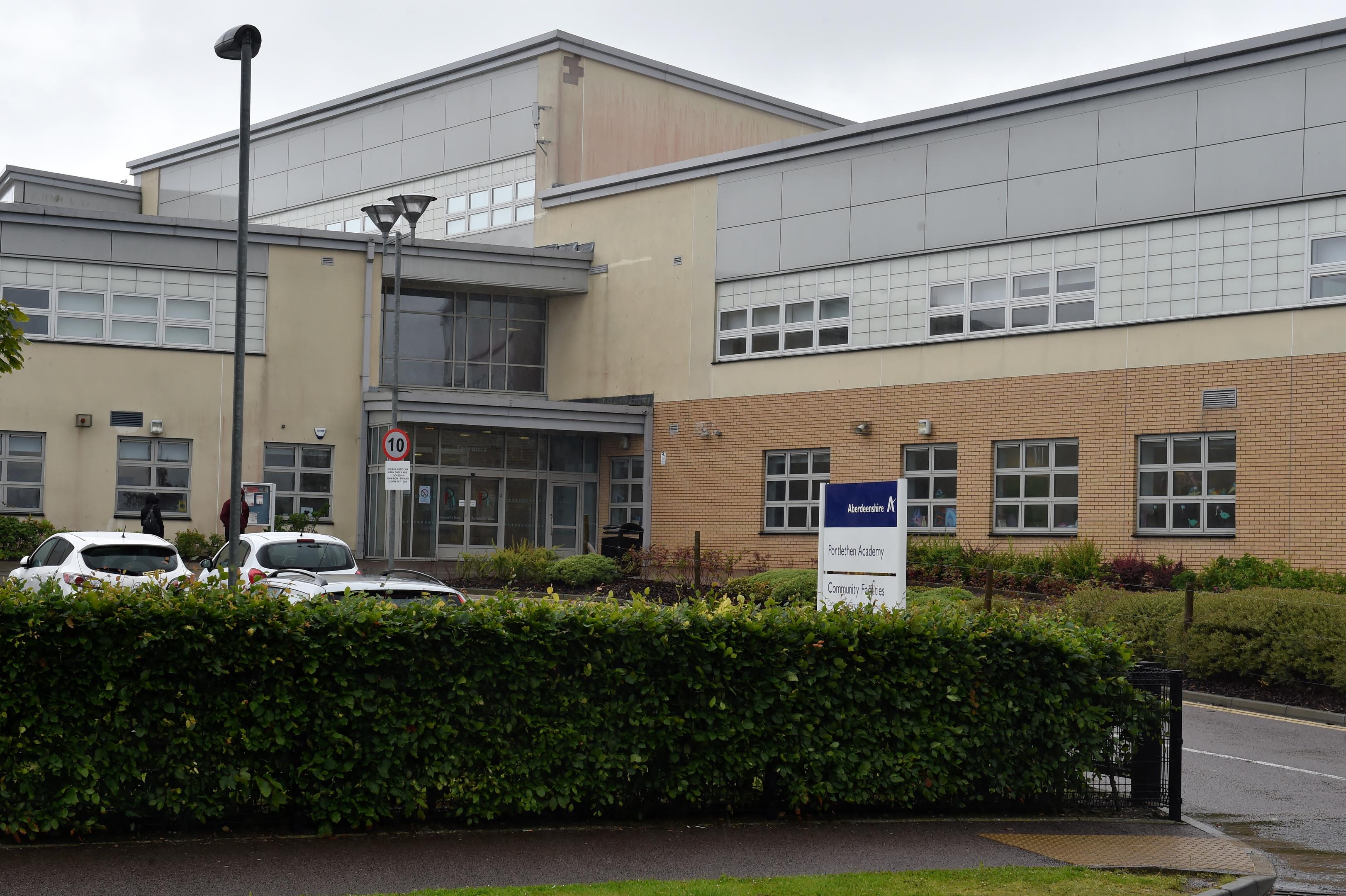 Portlethen Academy, Bruntland Rd (Kenny Elrick)