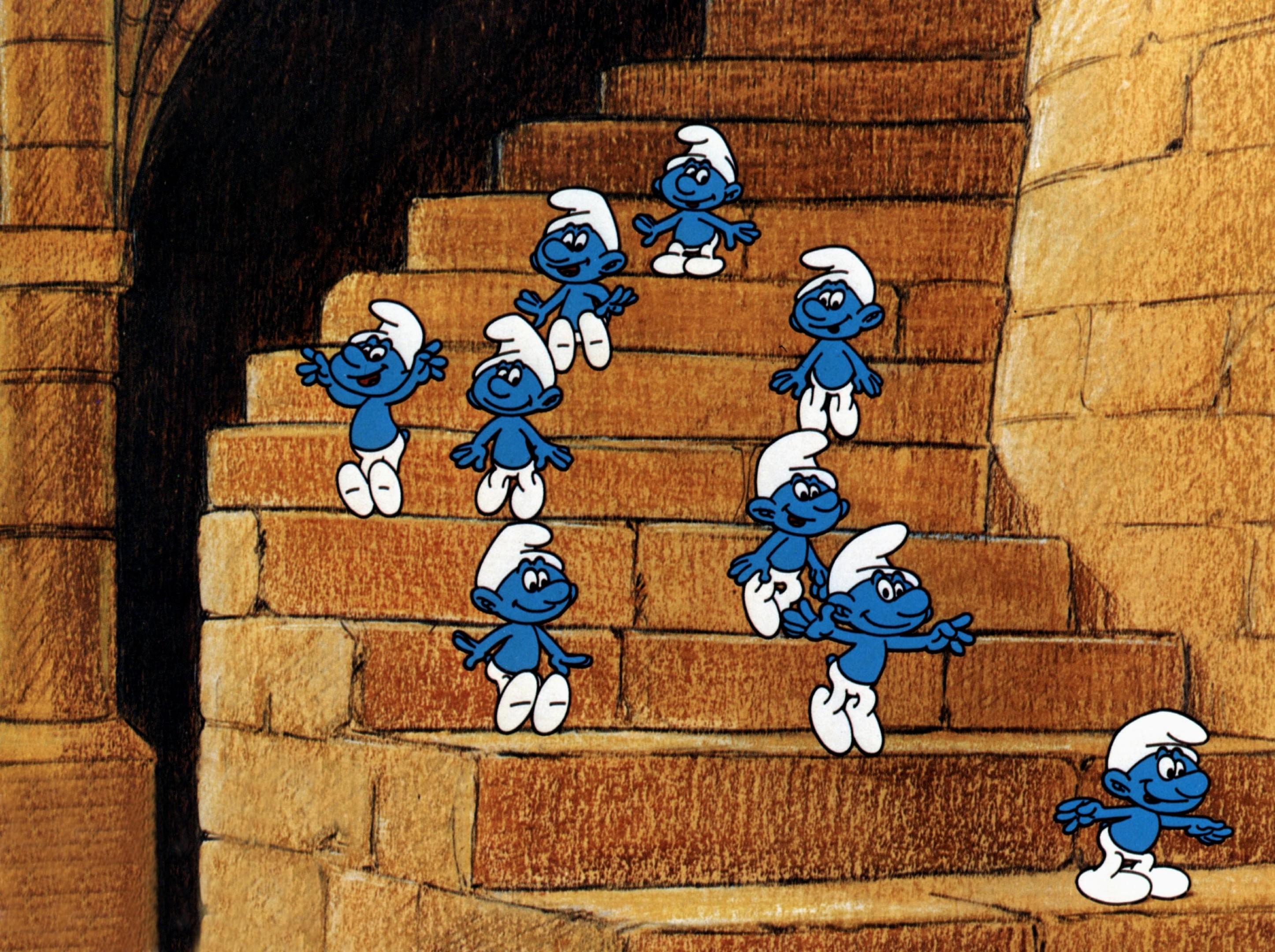The Smurfs (Allstar/BELVISION)