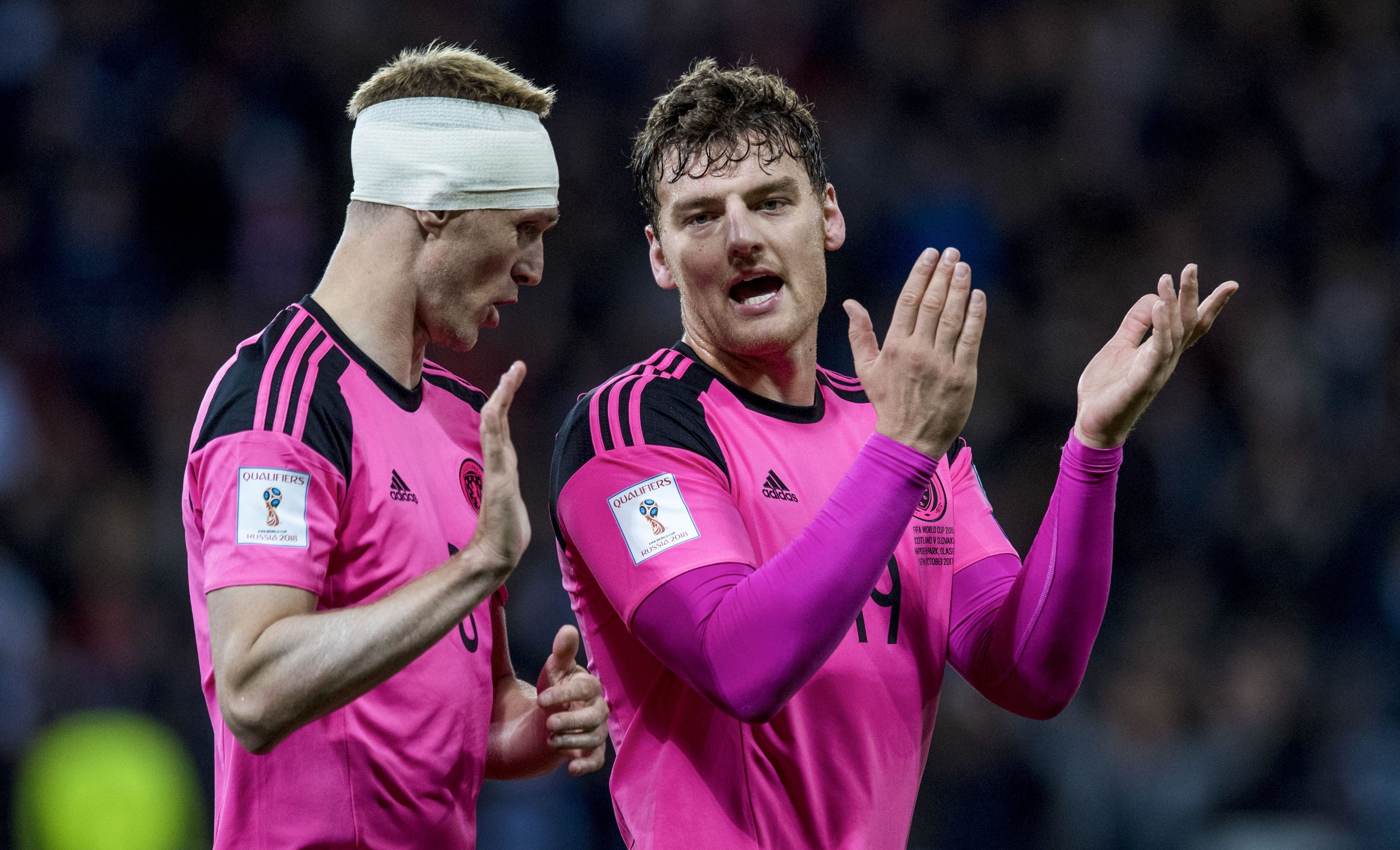 It's tricky, but Scotland still could make the World Cup (SNS Group)
