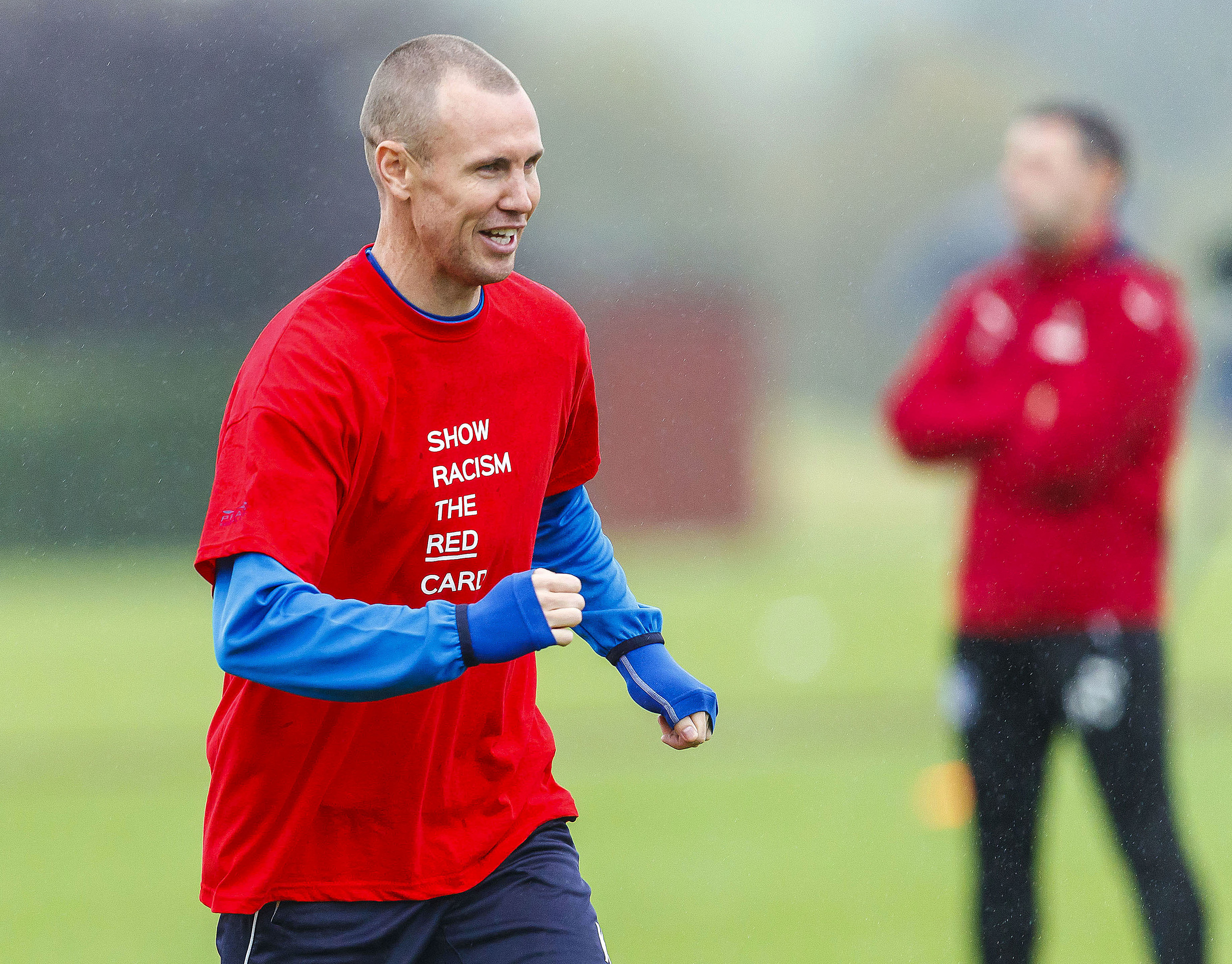 Rangers striker Kenny Miller (SNS)