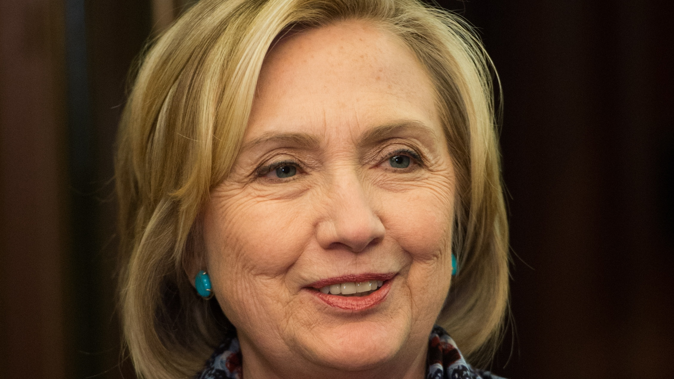 Hillary Clinton (Samir Hussein/PA)