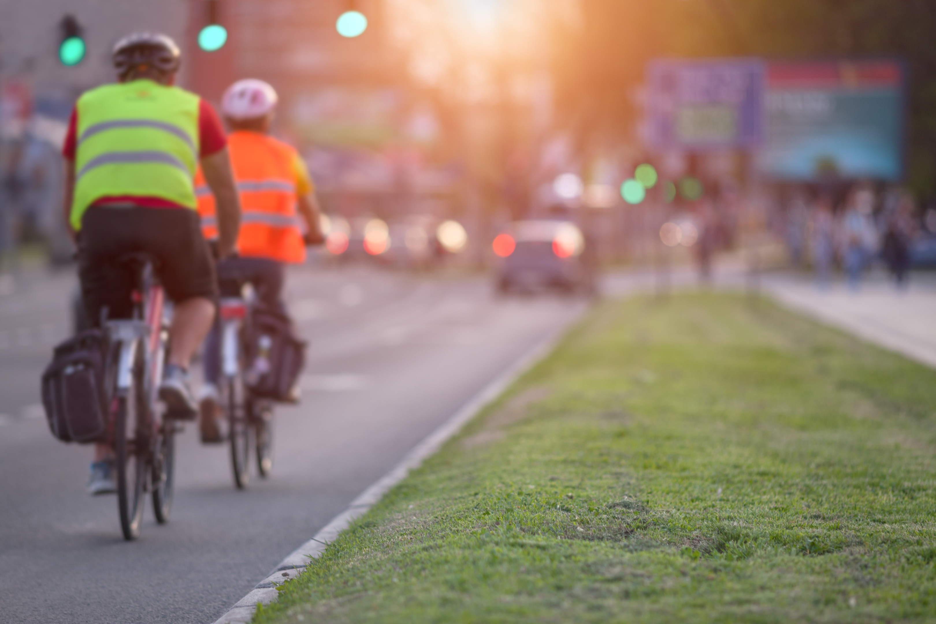Half of those questioned by the company believed cyclists should have to take a proficiency test before being allowed on to roads (iStock)