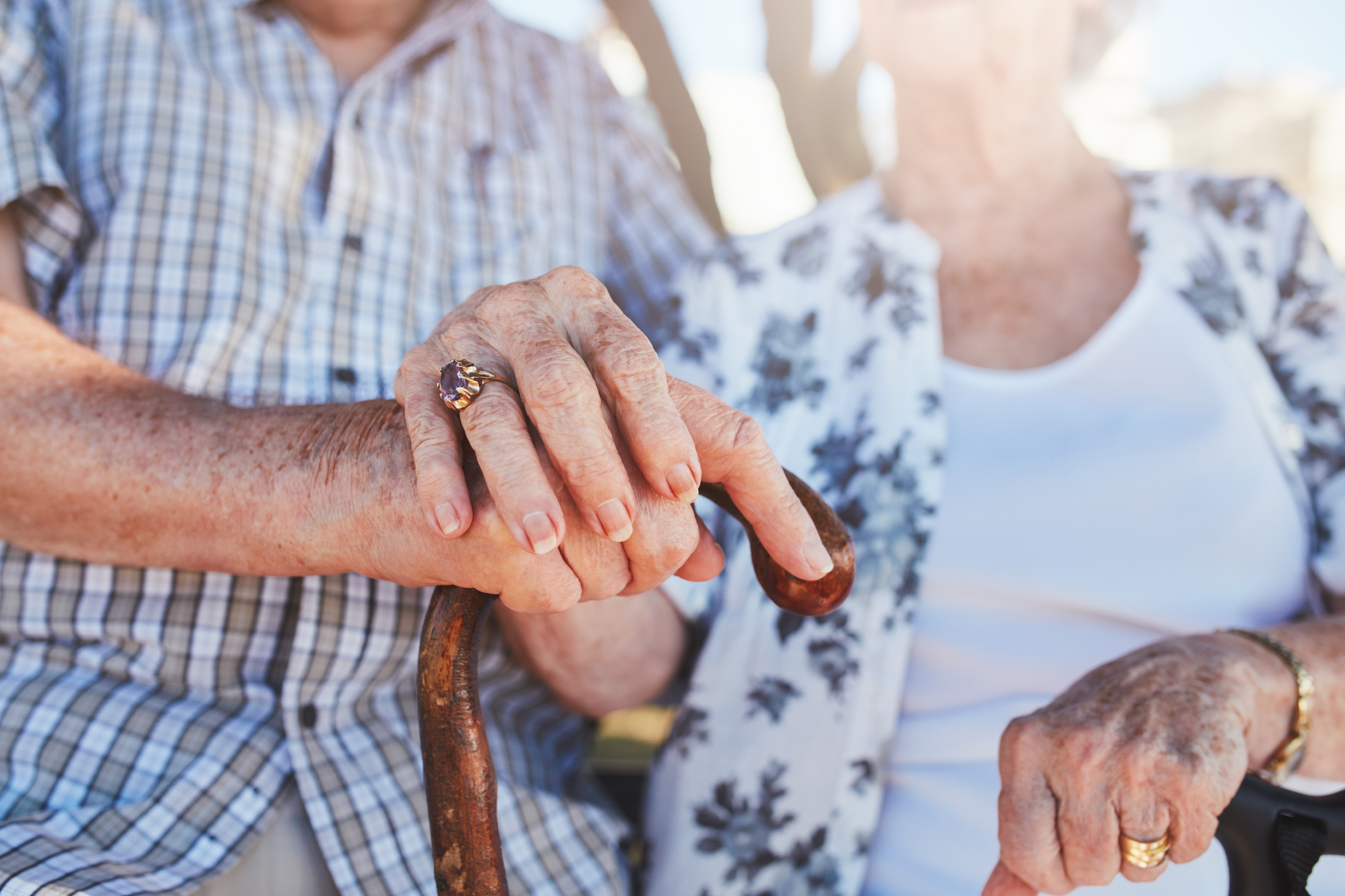 The number of pensioners in Scotland is expected to rise by a quarter over the next 25 years (iStock)