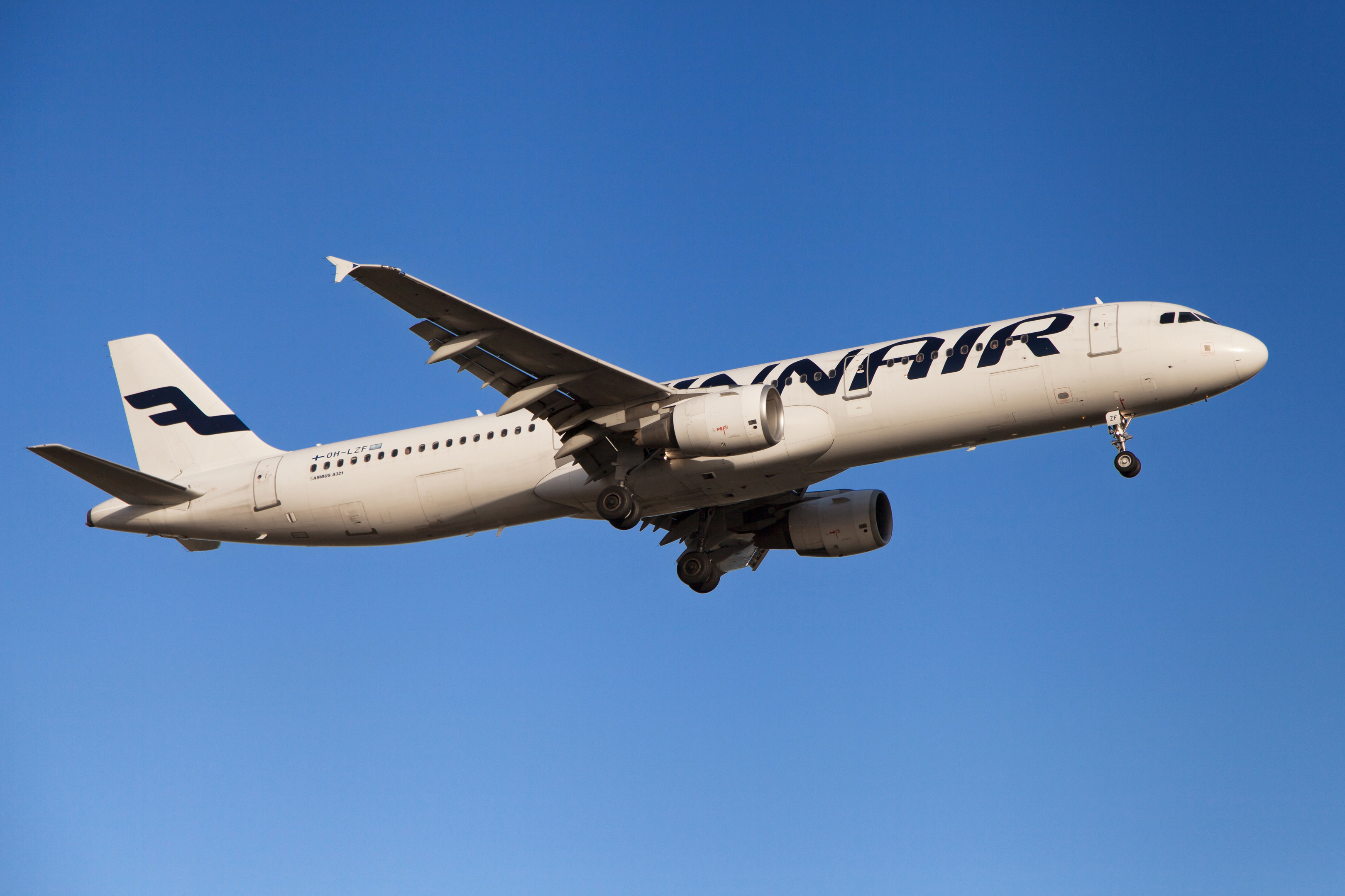 A Finnair jet (Getty Images)
