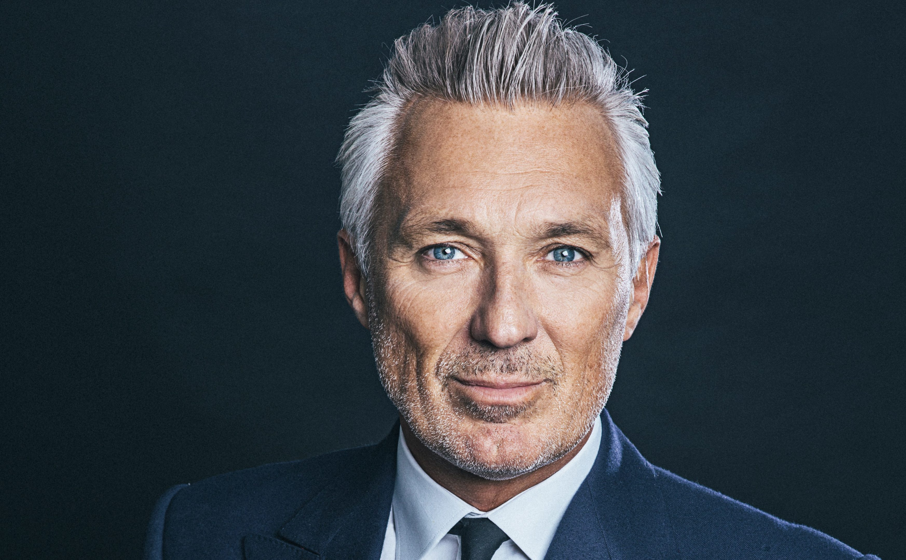 Martin Kemp shares his dream dinner party guests (Harley Moon)