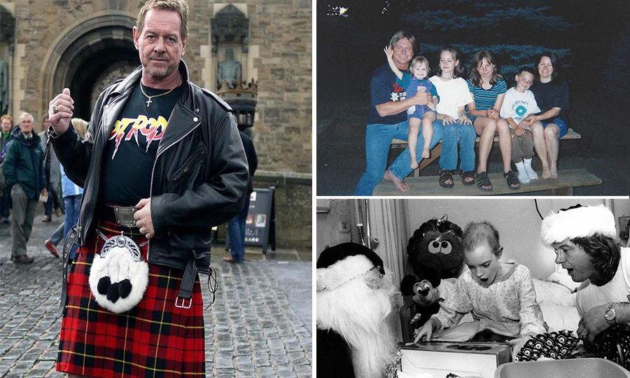 The new film charts the life of 'Rowdy' Roddy Piper (Ross William Hamilton / Oregonian & Kitty Toombs)