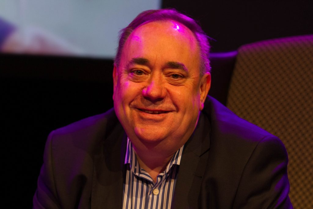 Alex Salmond (Sunday Post)