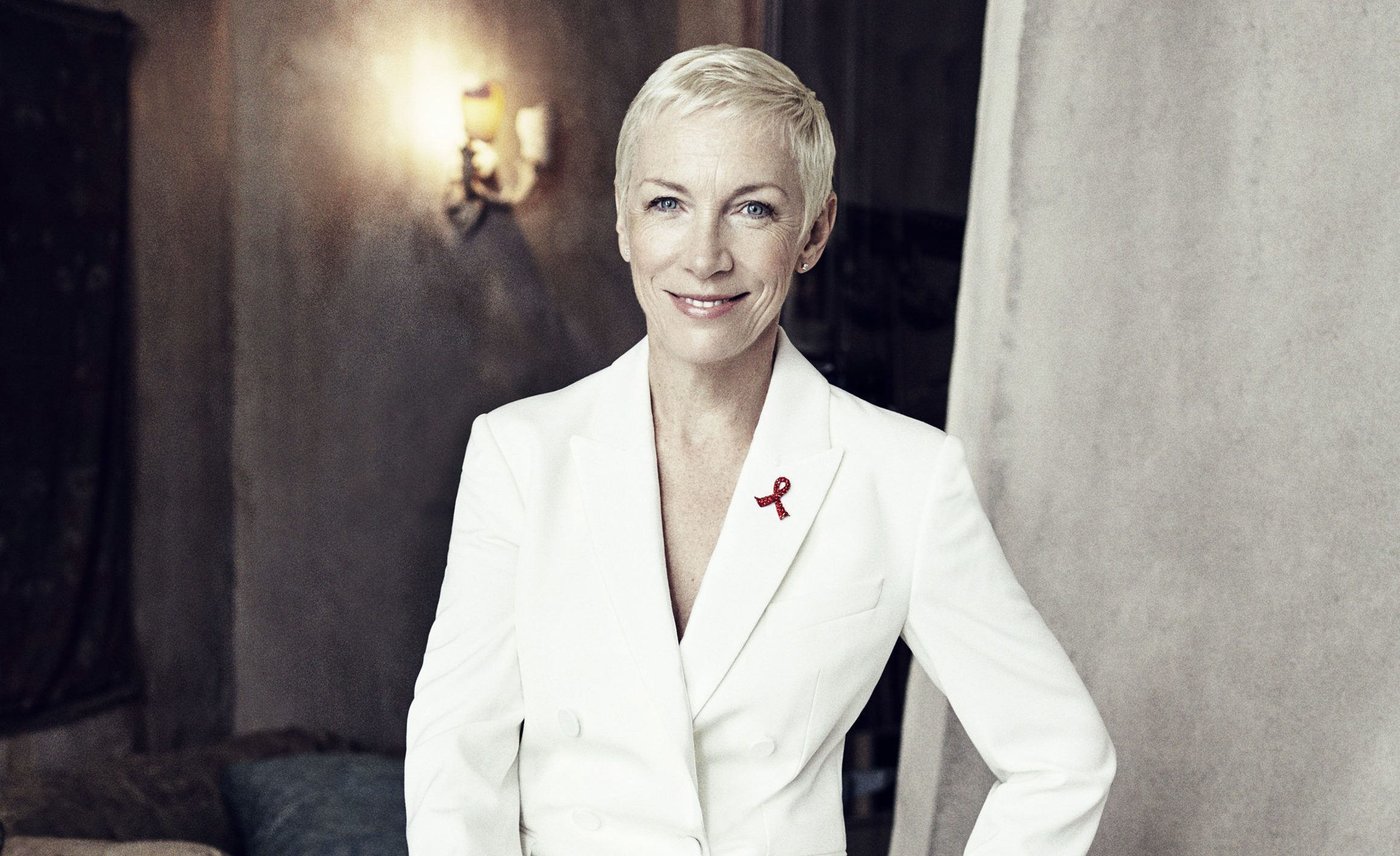 Annie Lennox is to become the first ever female Chancellor of the university (Alexi Lubomirski/Glasgow Caledonian University/PA Wire)