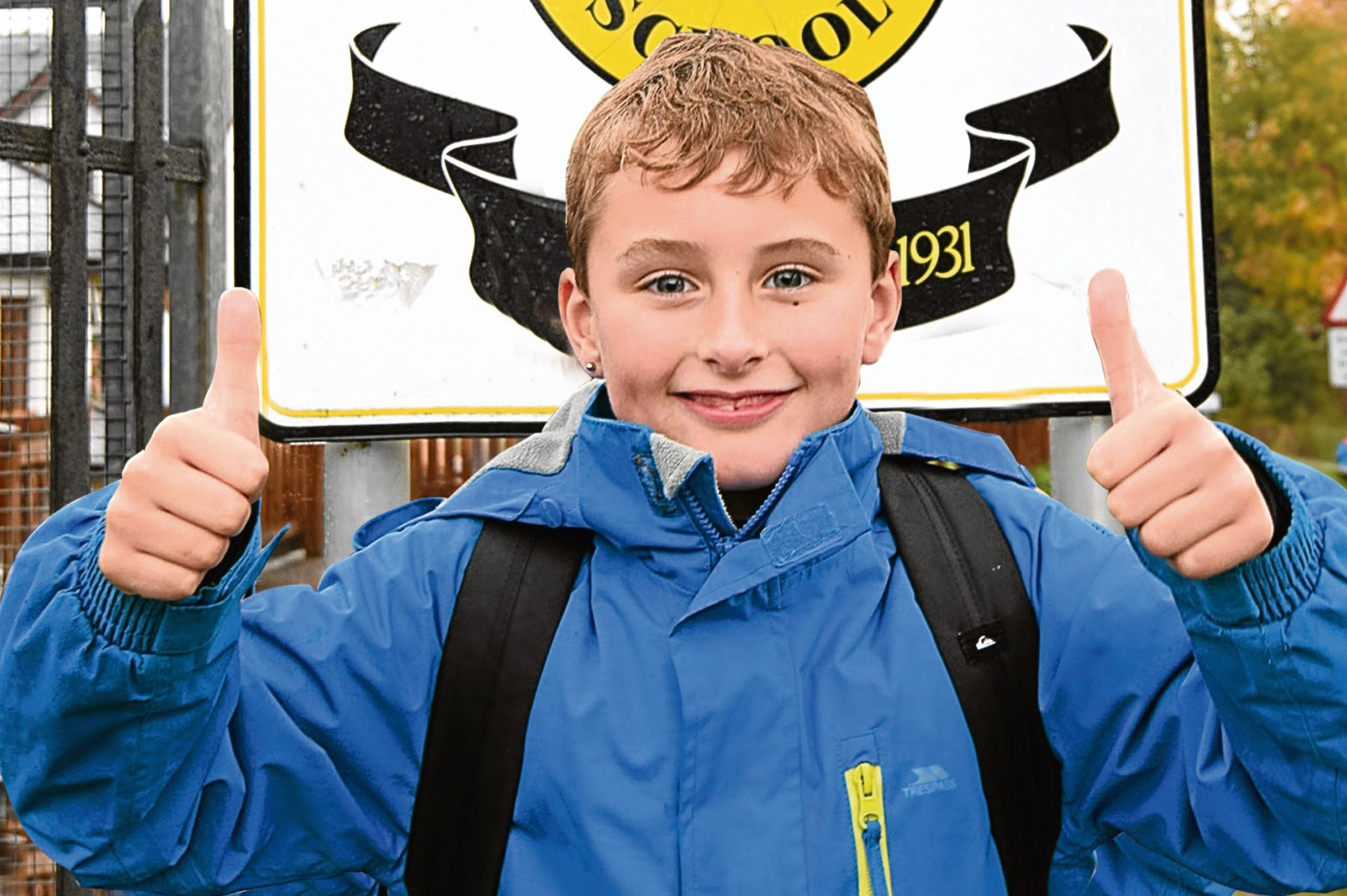 The move got the thumbs up from pupils at the time (Iain Ferguson / The Write Image)