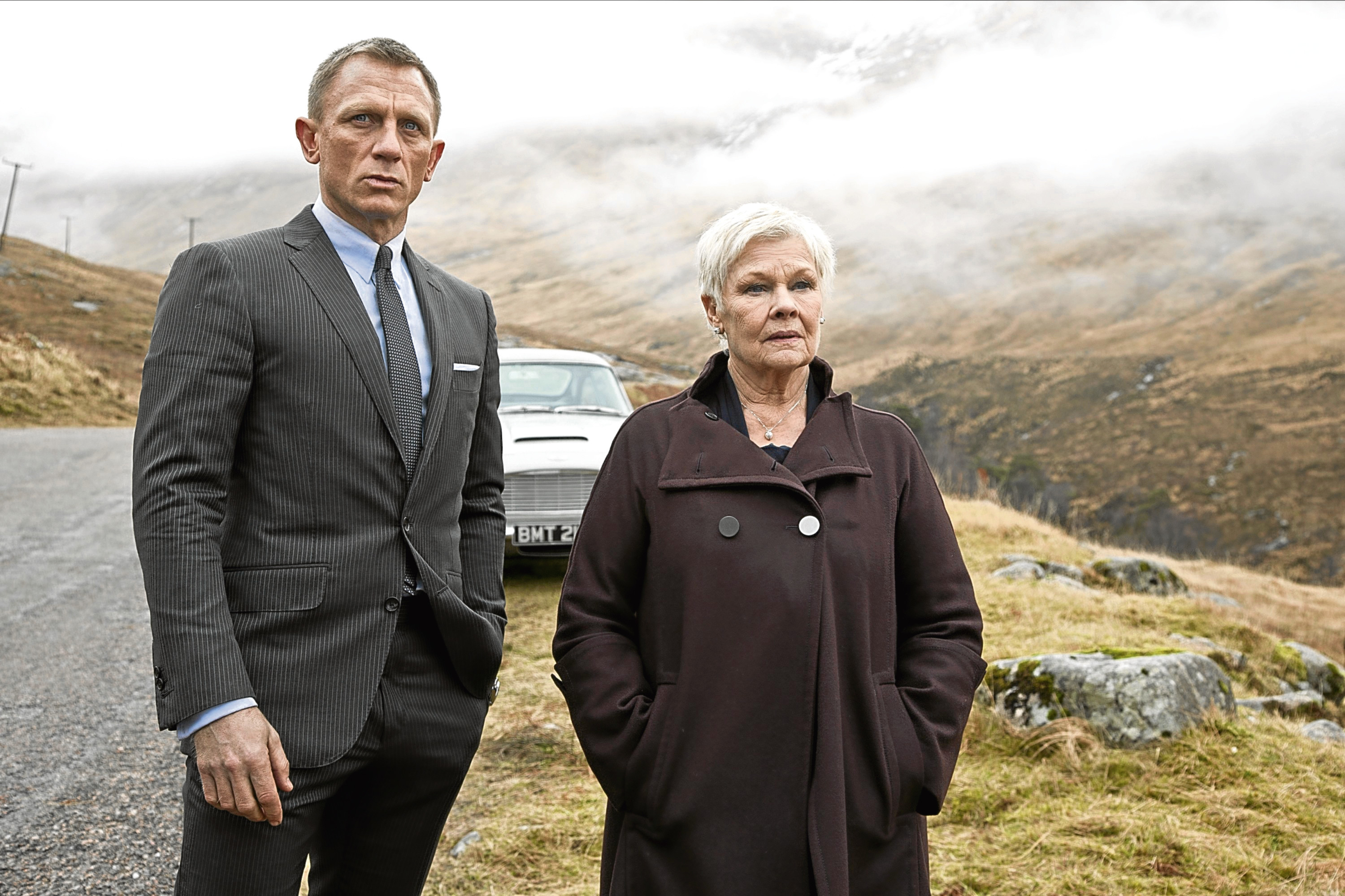 2012 James Bond movie Skyfall featured many Highlands locations.