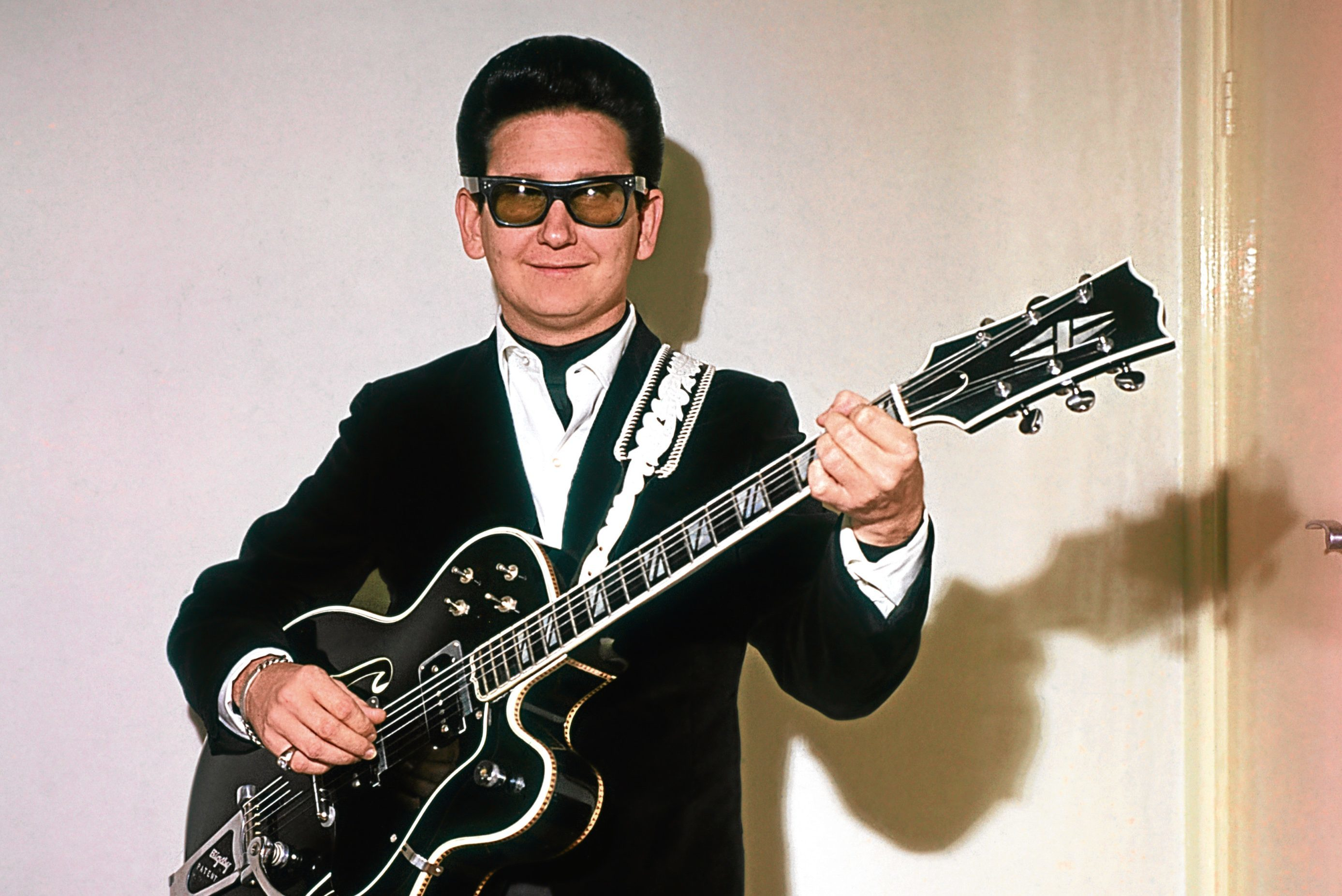 Roy Orbison, 1964 (Moore/Fox Photos/Getty Images)