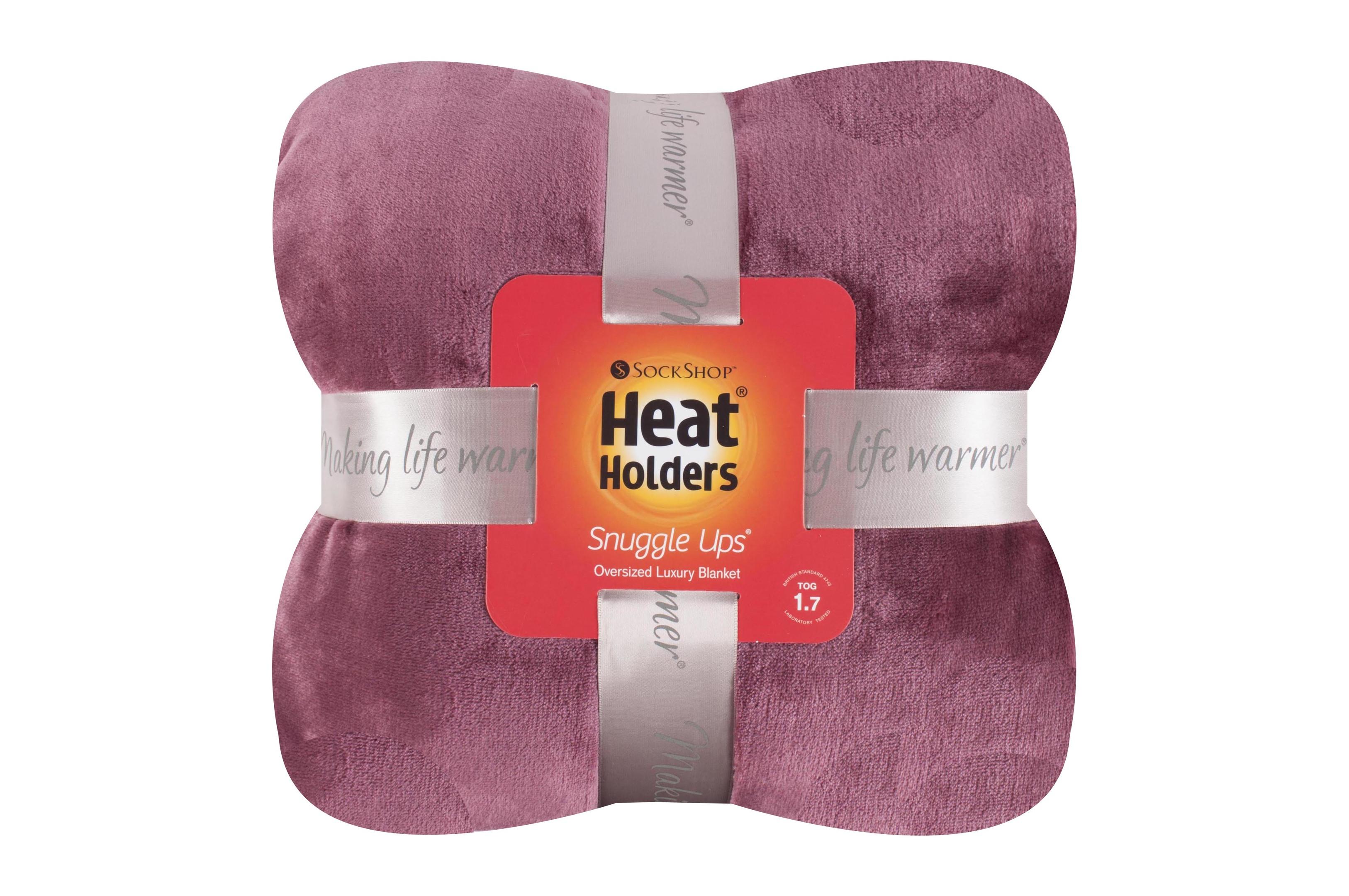 Heat Holder Cherry Blanket