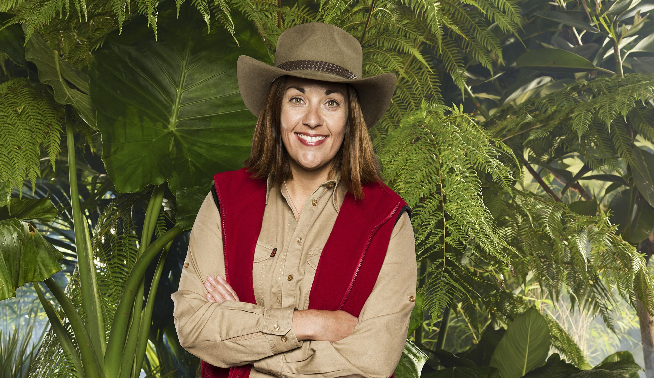 Kezia Dugdale has taken part in her first Bushtucker Trial (ITV)