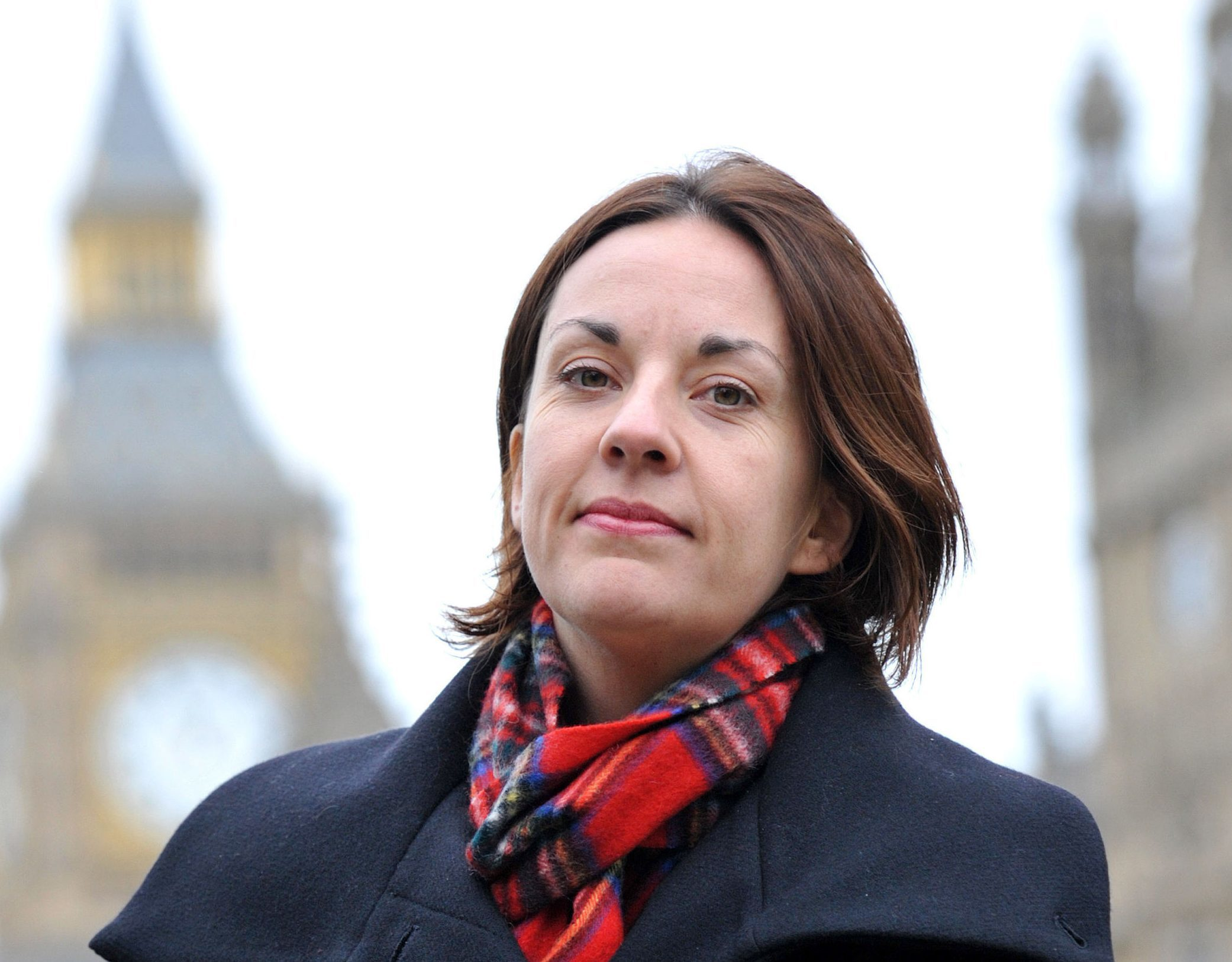 Kezia Dugdale, who is thought to be heading to the I'm a Celebrity jungle tonight (Nick Ansell/PA Wire)