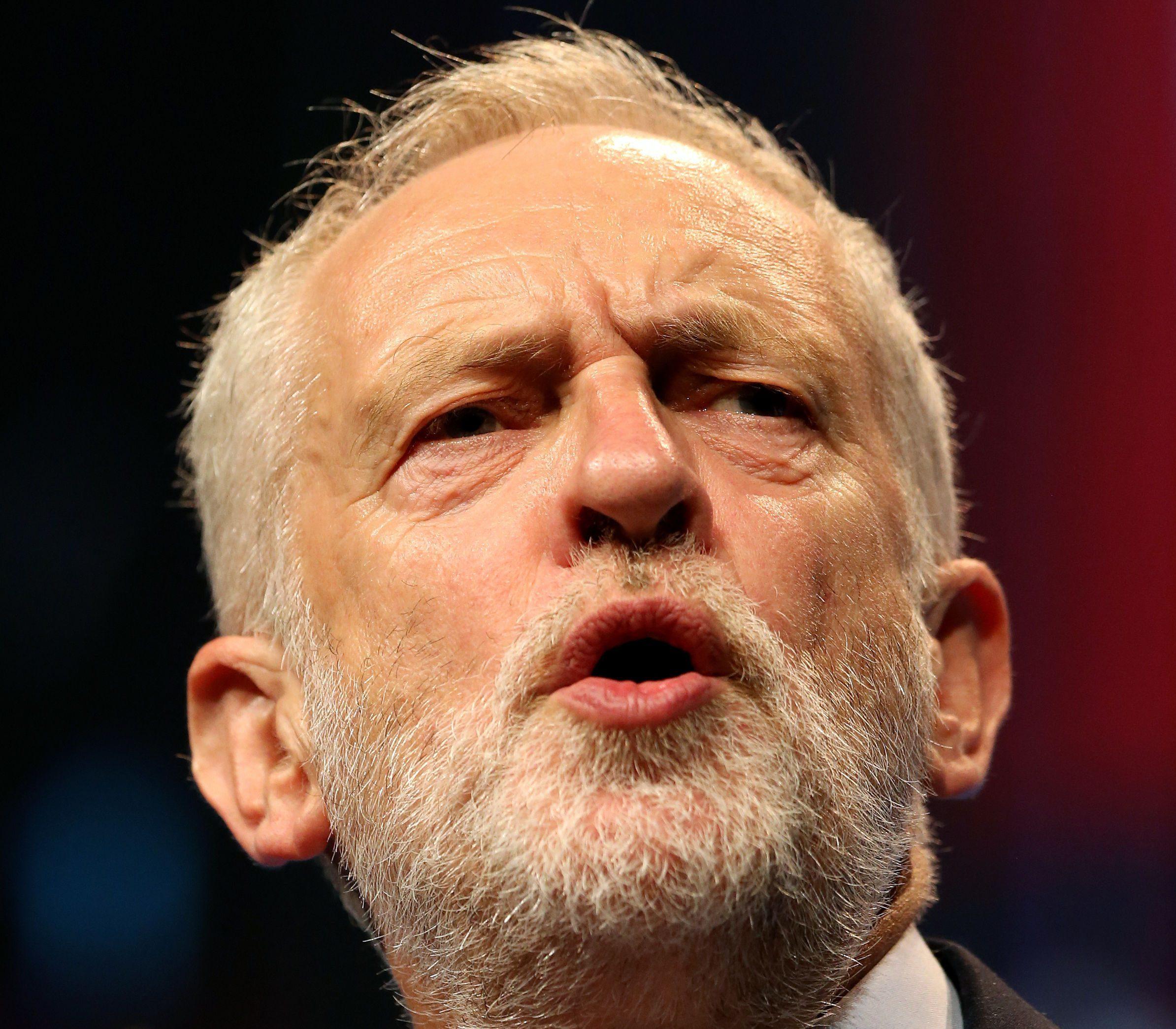 Jeremy Corbyn (Gareth Fuller/PA Wire)