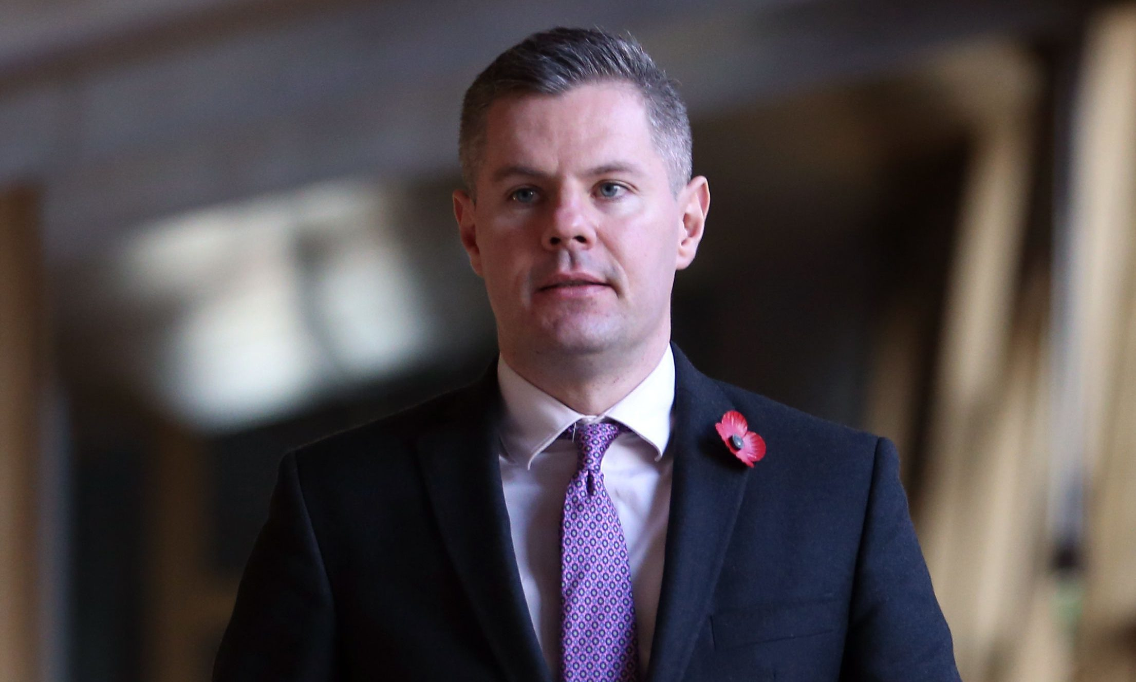 Finance Secretary Derek Mackay will set out the Scottish Government draft Budget on December 14 (Jane Barlow/PA Wire)