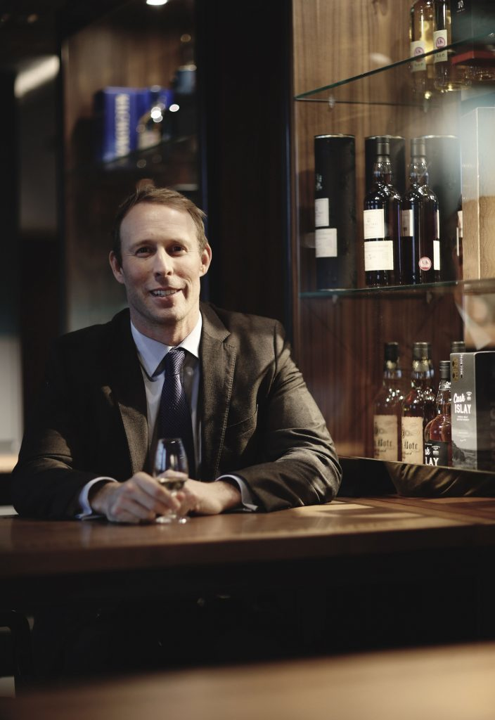 Andrew Morrison (Clydeside Distillery/PA Wire)