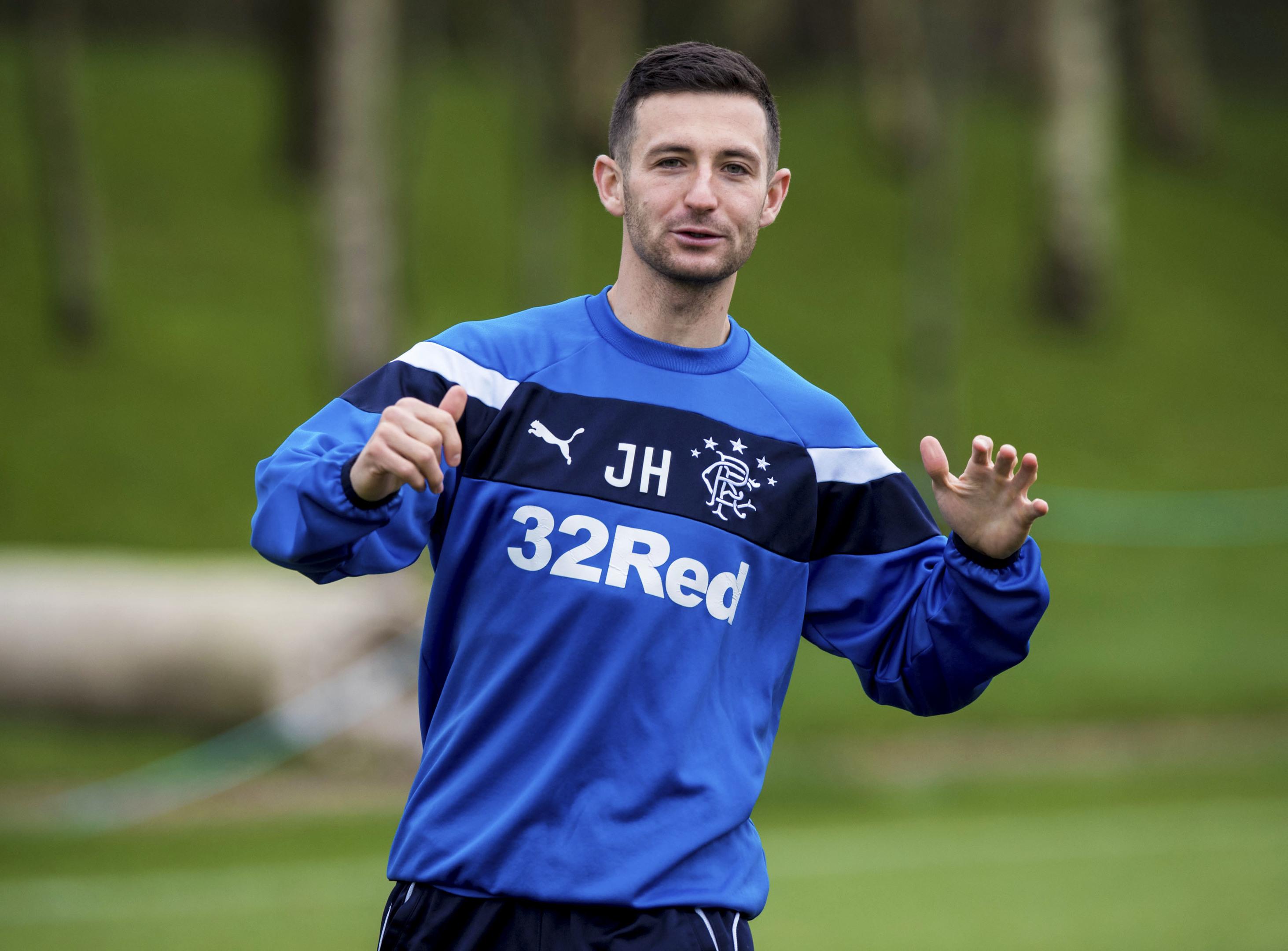 Rangers' Jason Holt (SNS)