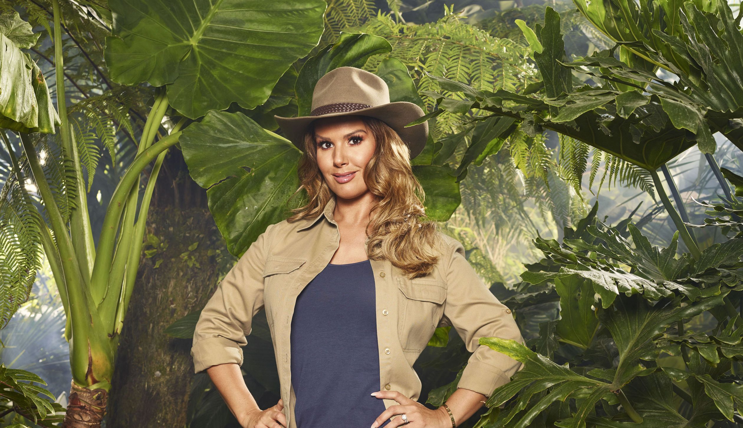 I'm A Celebrity ... Get Me Out Of Here! Rebekah Vardy (ITV/PA)