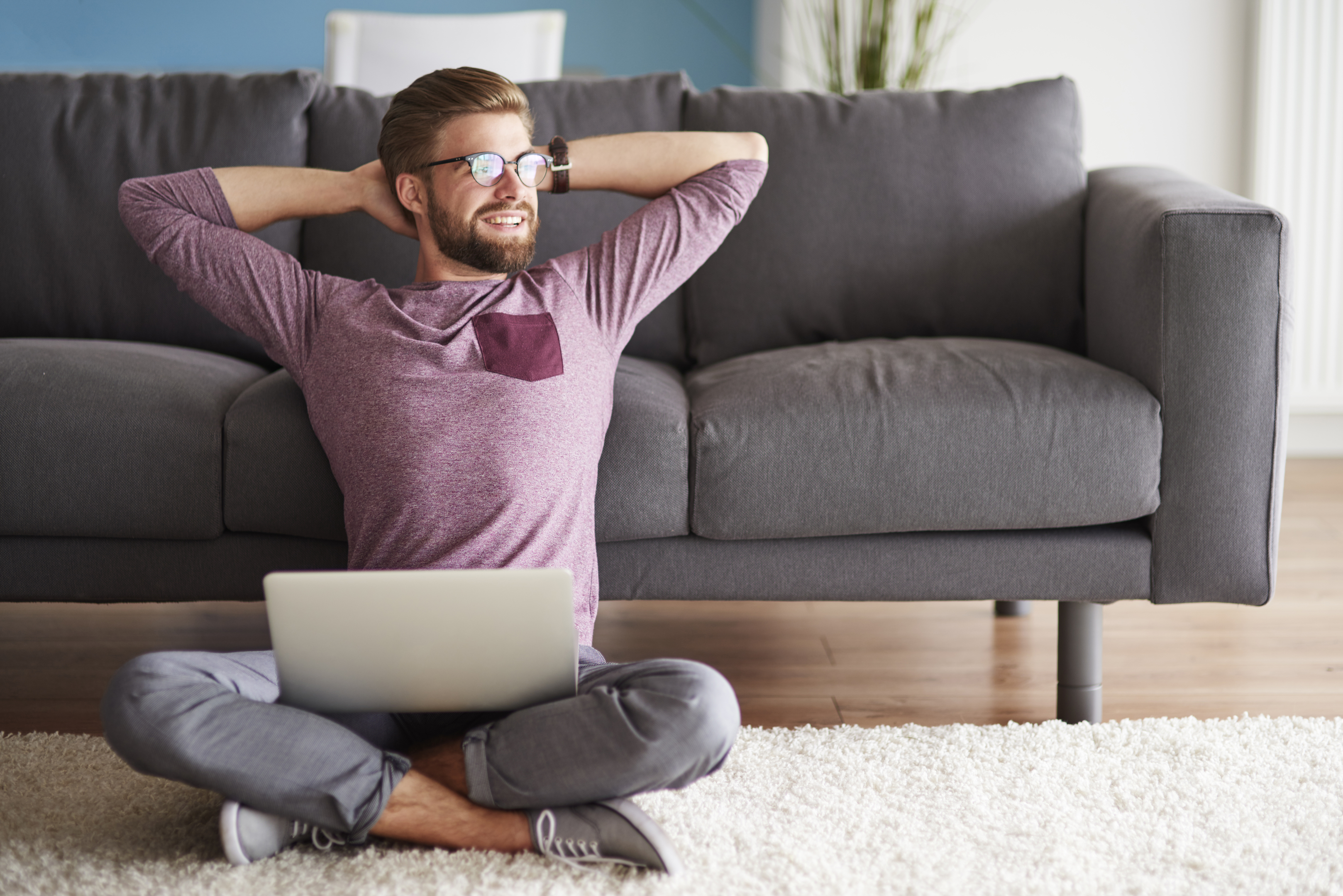 Working from home (iStock)