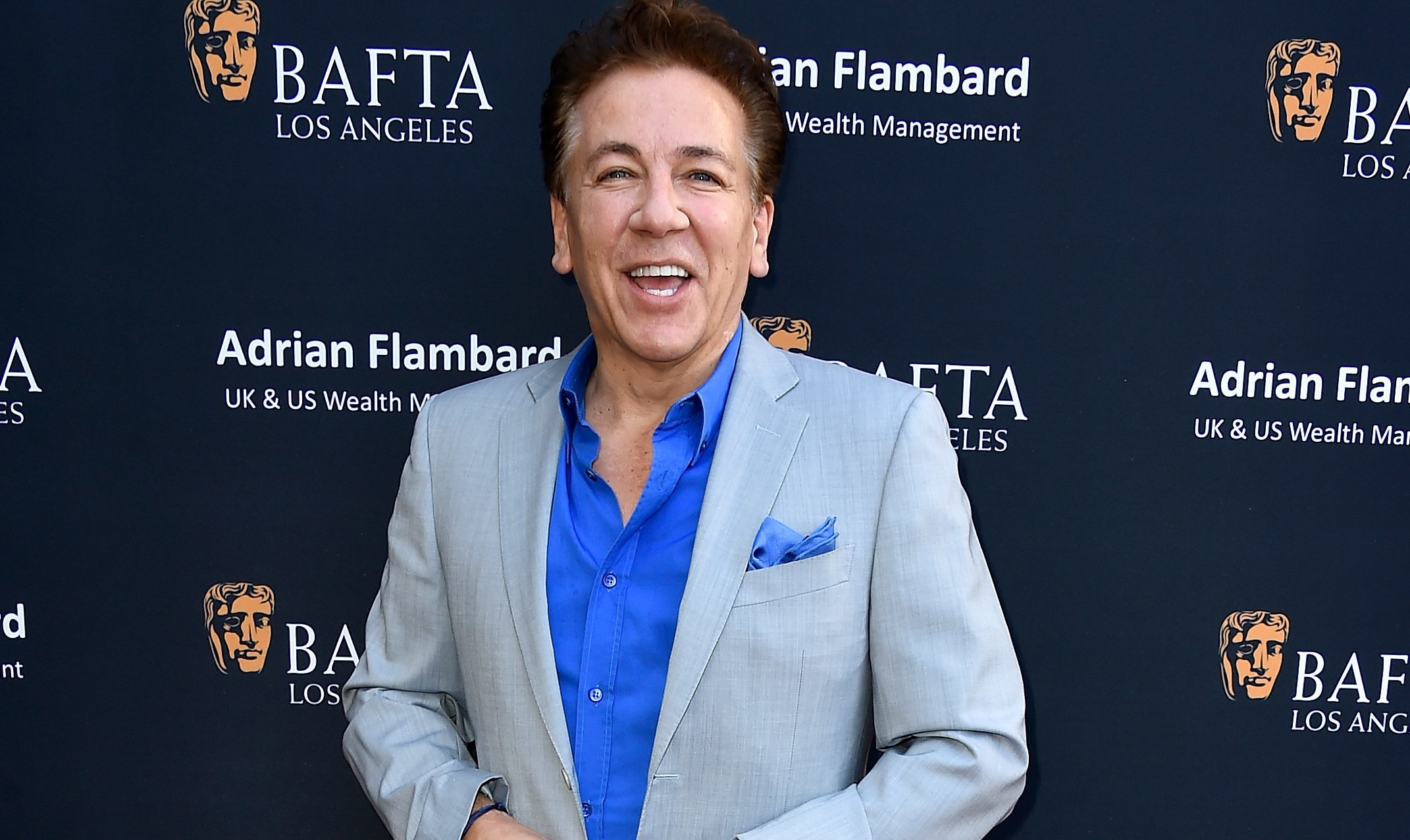 Our man in Hollywood Ross King (Frazer Harrison/Getty Images)