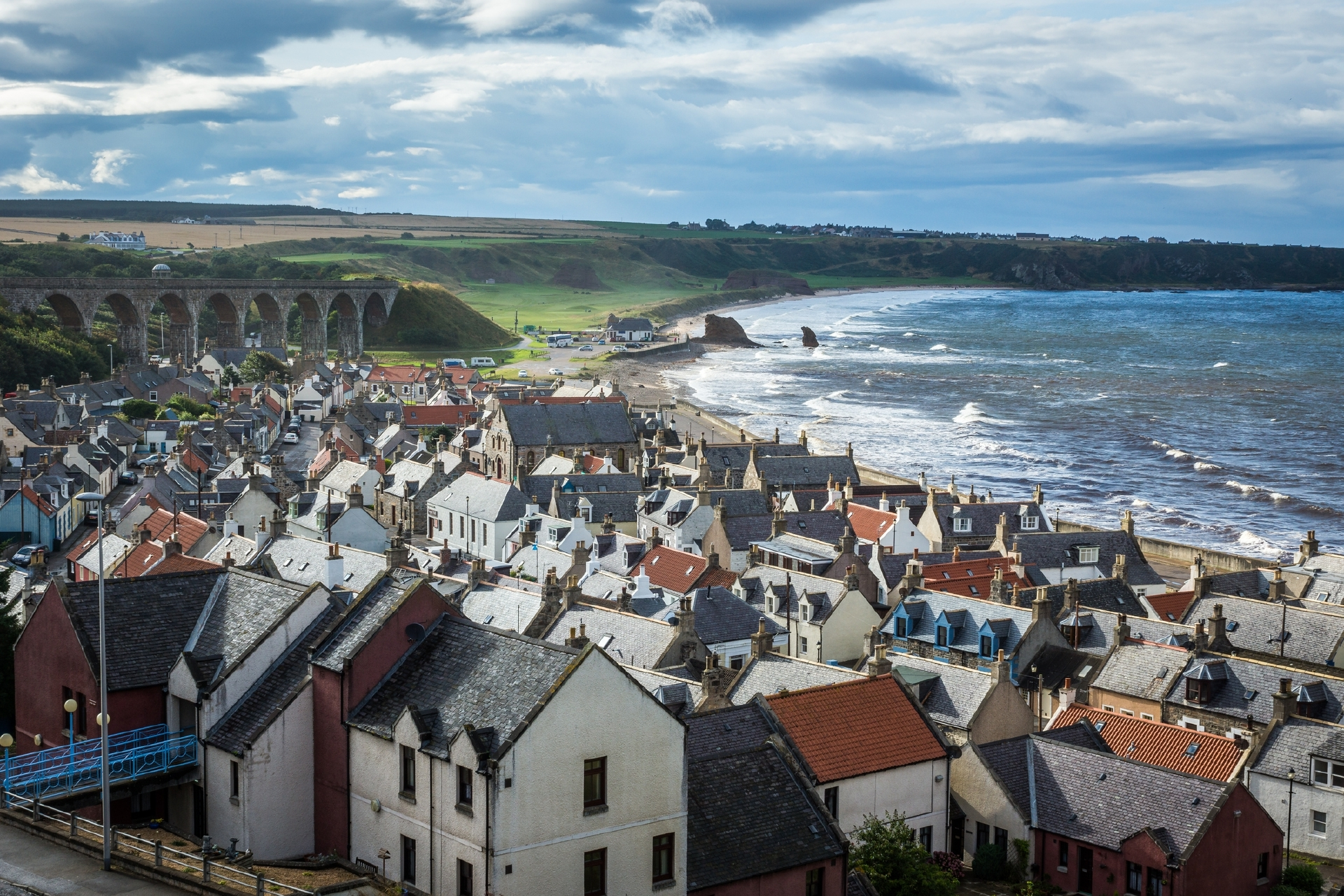 Cullen Bay, Moray (Getty Images)