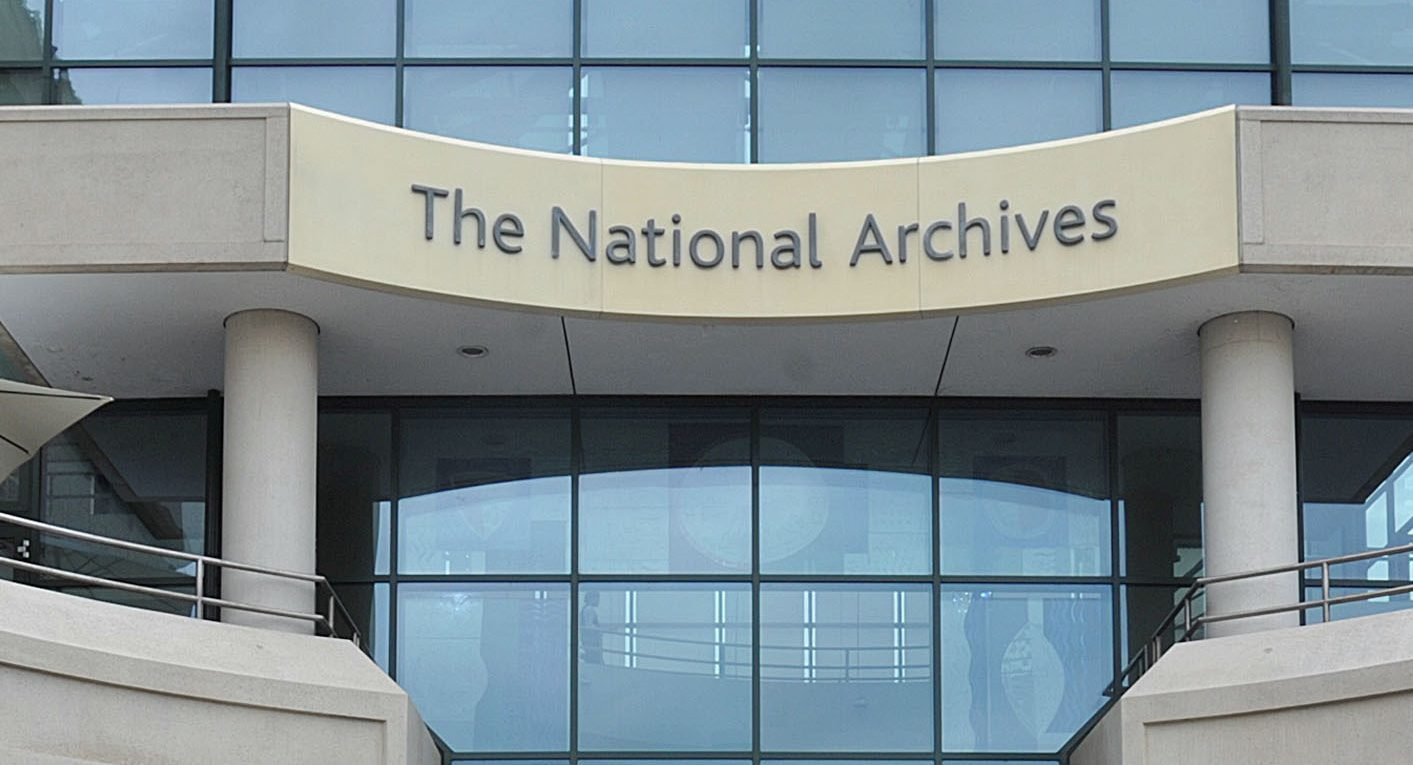 National Archives in Kew, London (Nick Ansell/PA Wire)