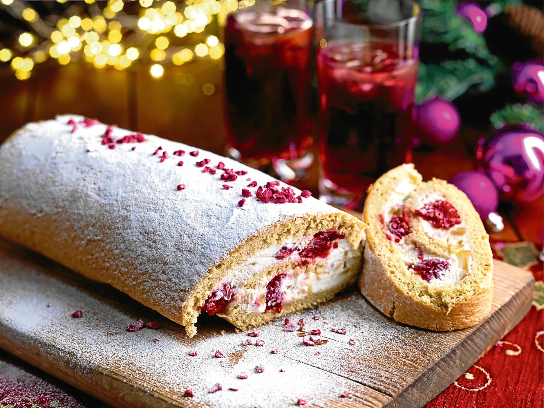 Crabbie's Christmas roll