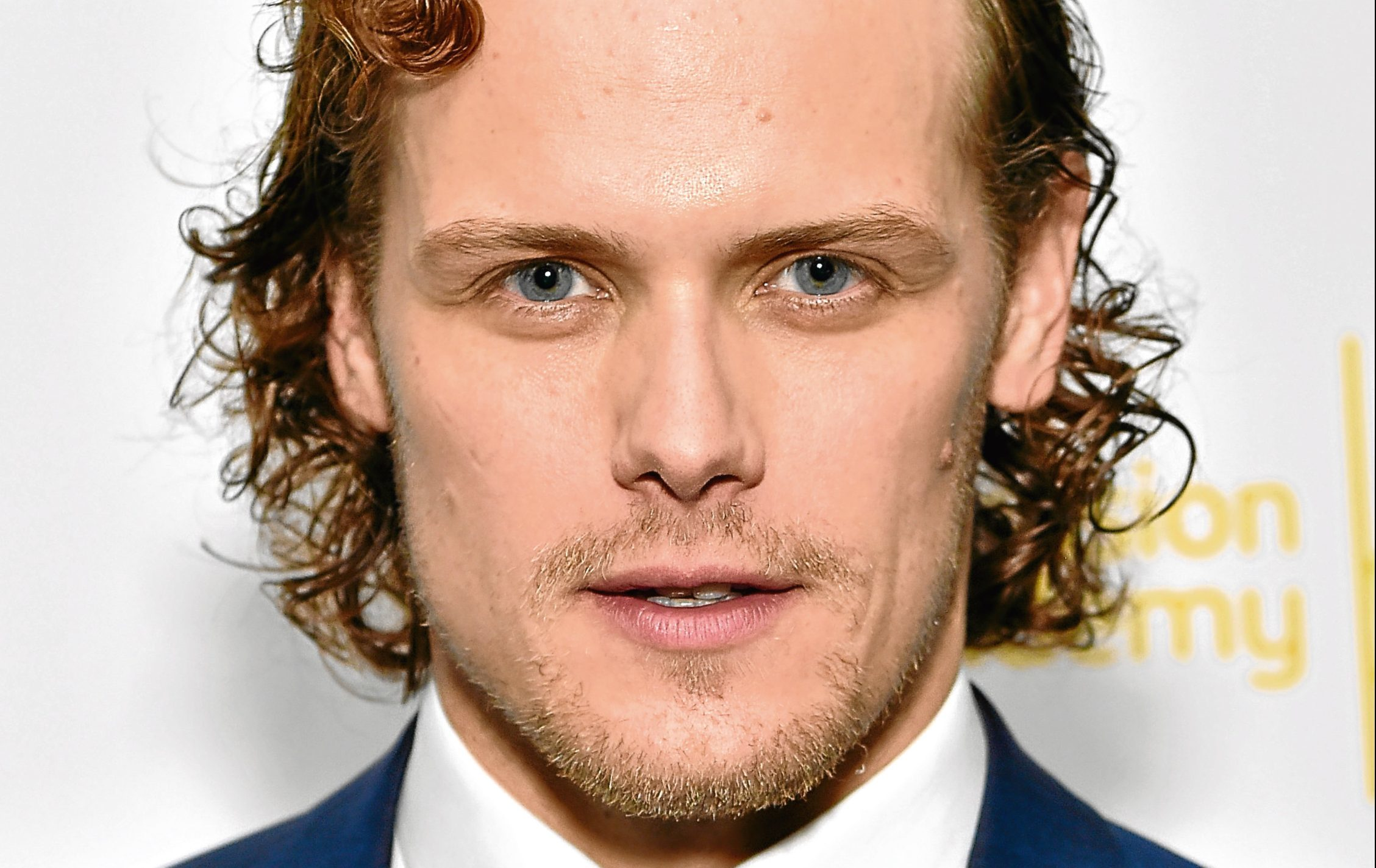 Outlander actor Sam Heughan is just one of a number of Scottish celebrities with red locks