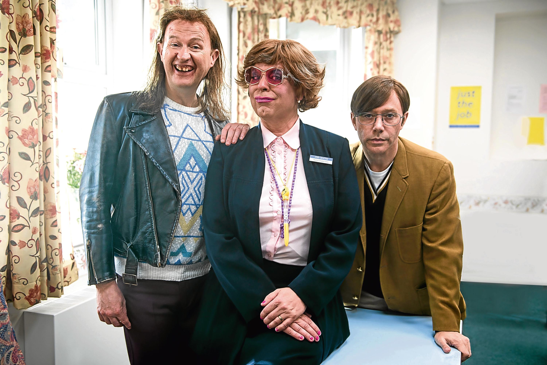 The League of Gentlemen   (BBC/James Stack)
